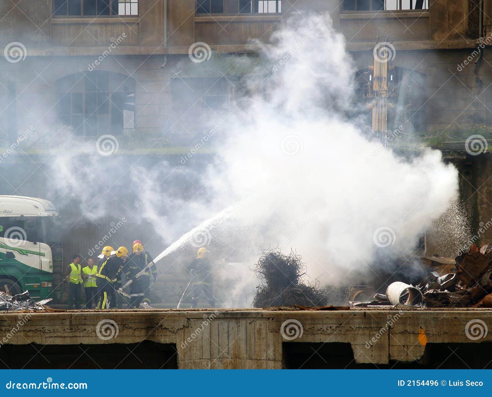 Olyckskranbrand