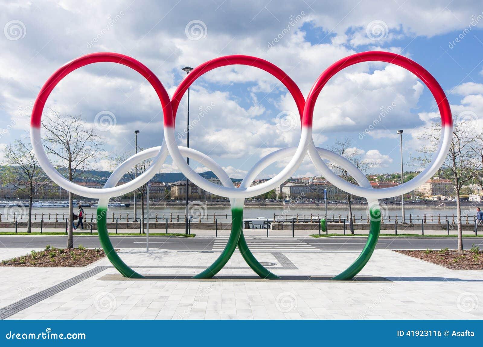 Olympiapark, Budapest, Ungarn