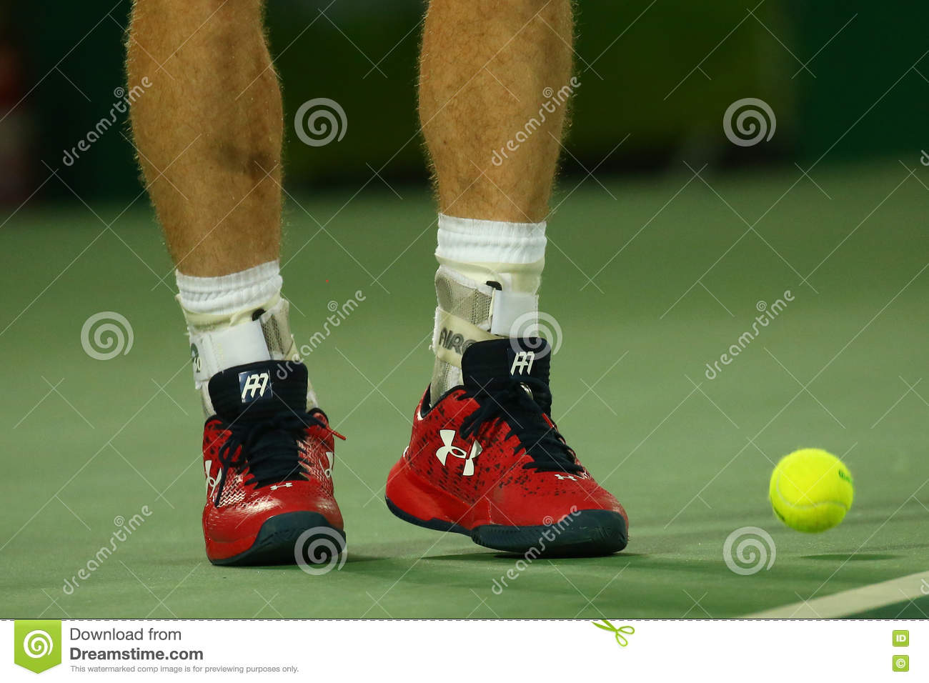 Great Under Britain Of Andy Olympic Murray Custom Champion Wears mNnvw80