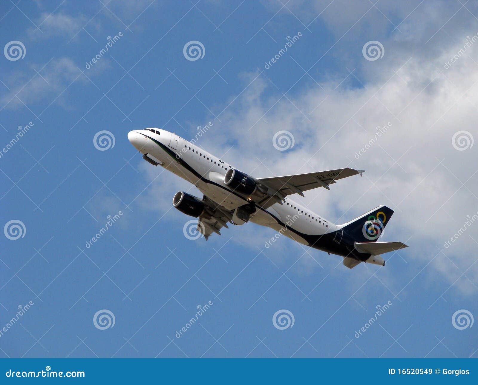 Olympic flygplan