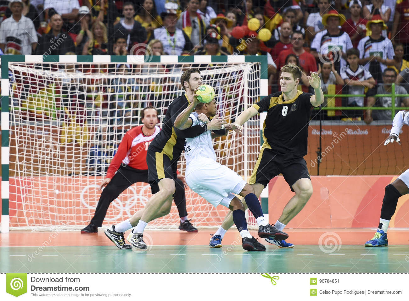 Olympic Games Rio 2016 Editorial Photo Image Of Match