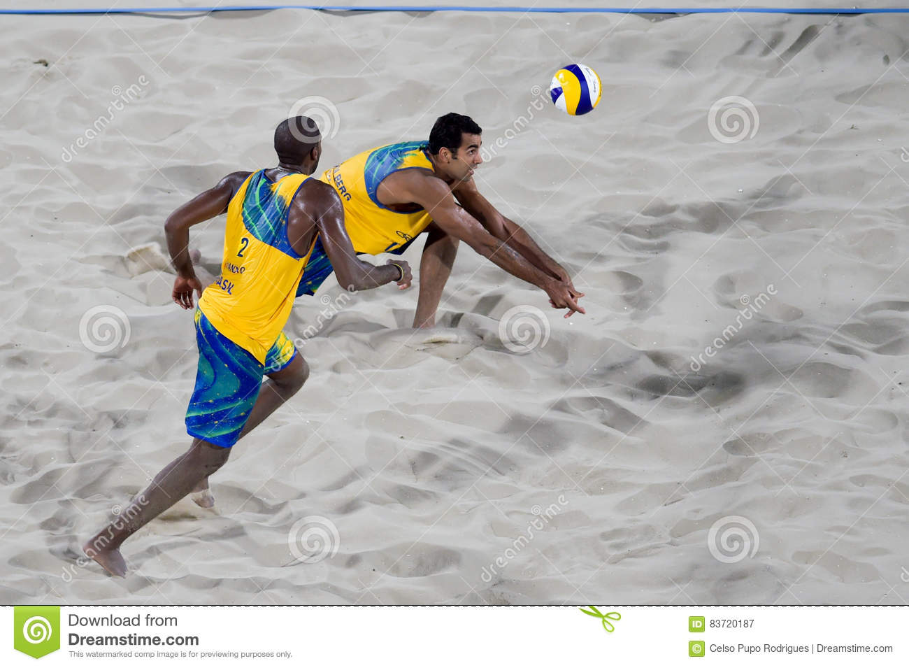 Olympic Games Rio 2016 Editorial Photography