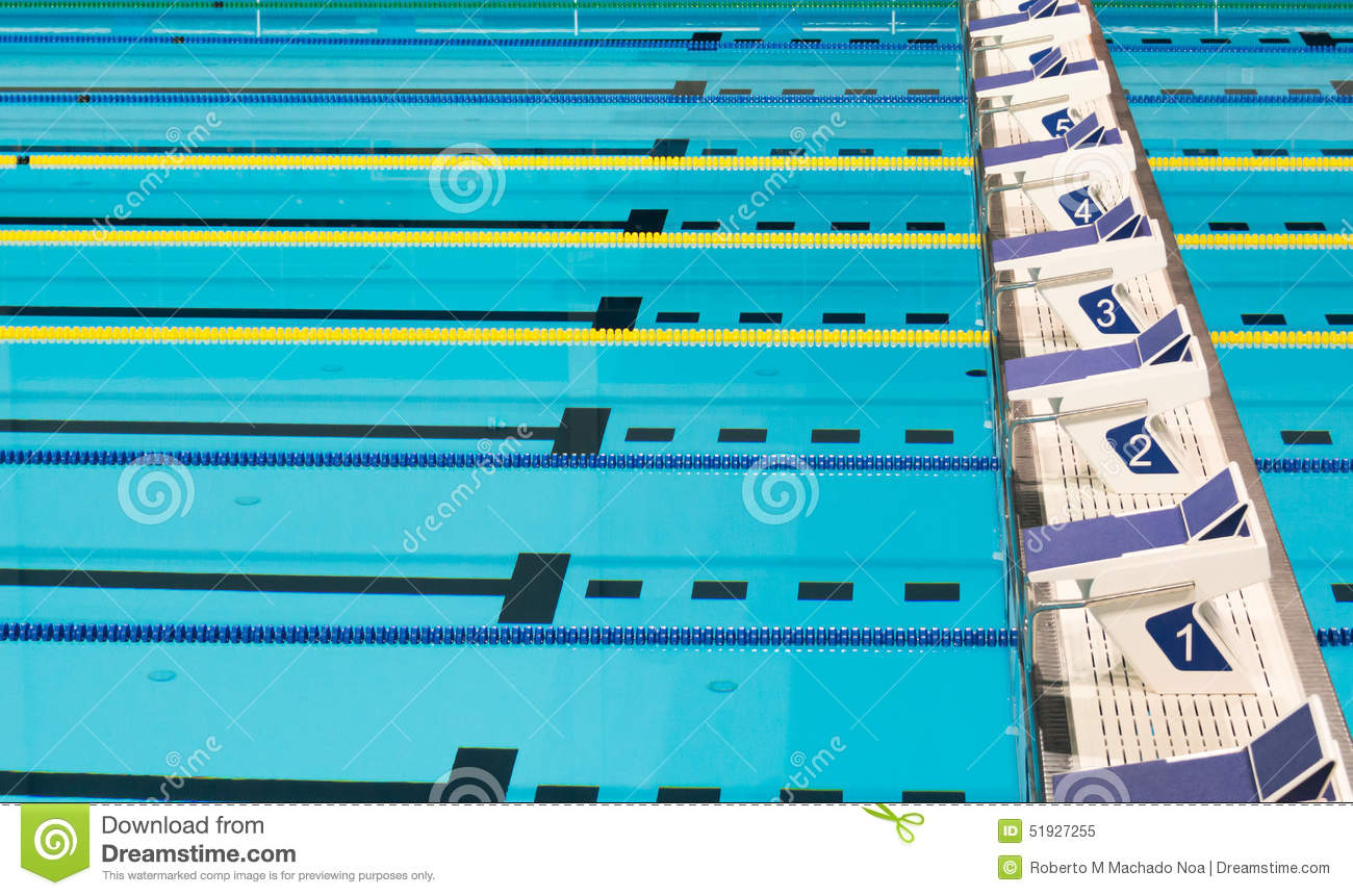 olympic sport competition swimming pool lanes - Olympic Swimming Pool Diagram