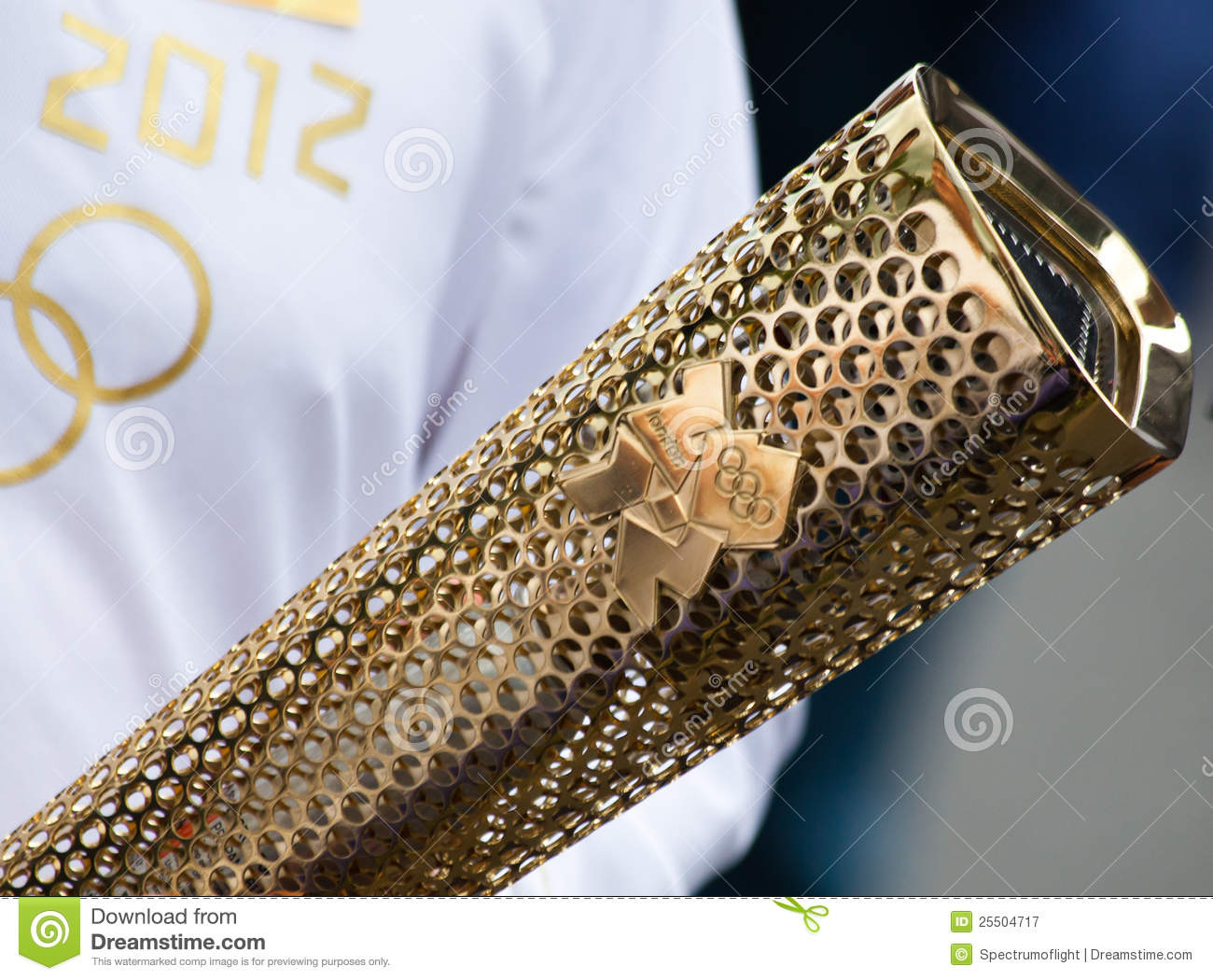 Olympic Torch London 2012
