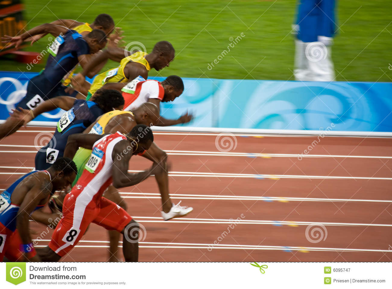 2008 olympic games in beijing click for details 100 meter sprint game