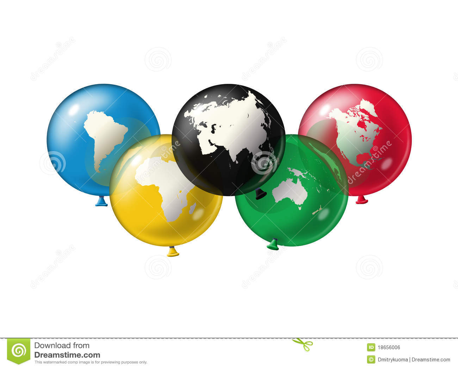 olympisches symbol stockfoto bild von kugel spiele