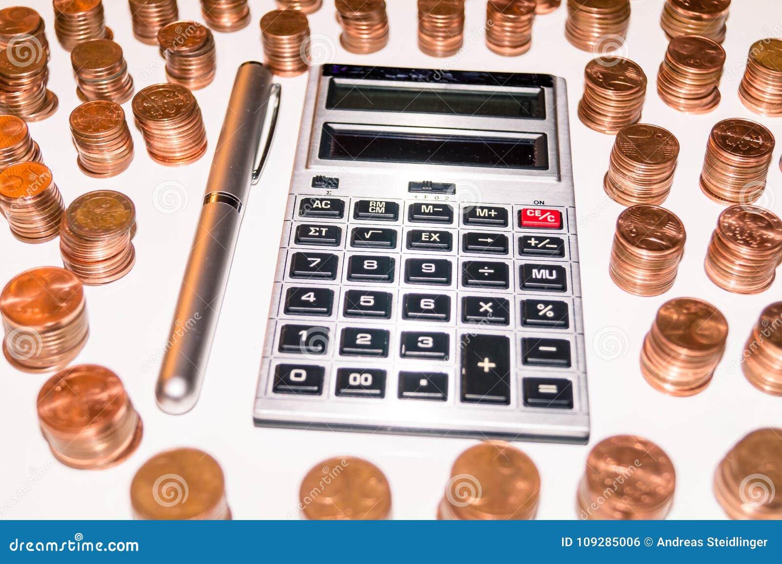 Om met alle kosten te berekenen