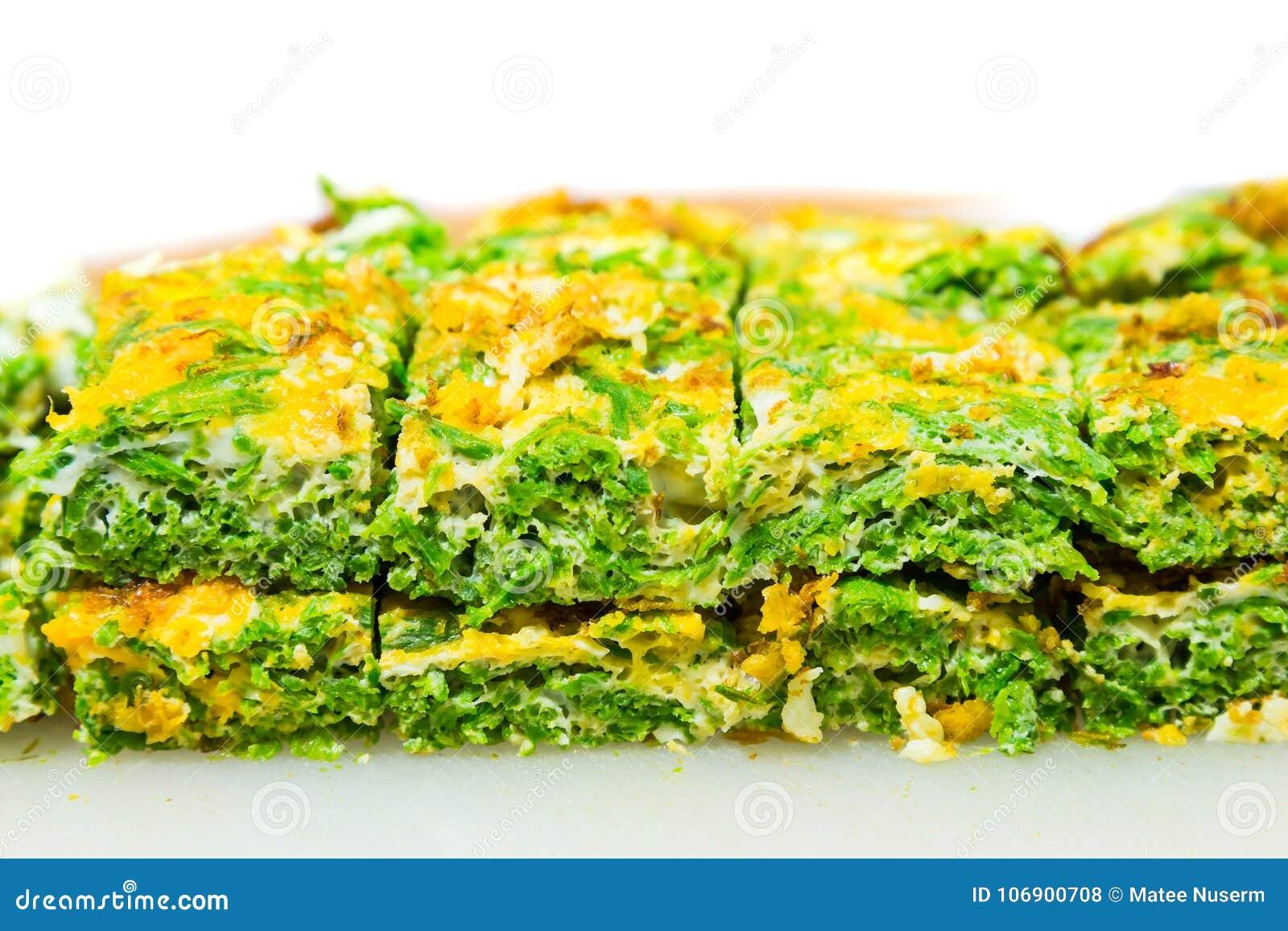OM omelette jedzenie