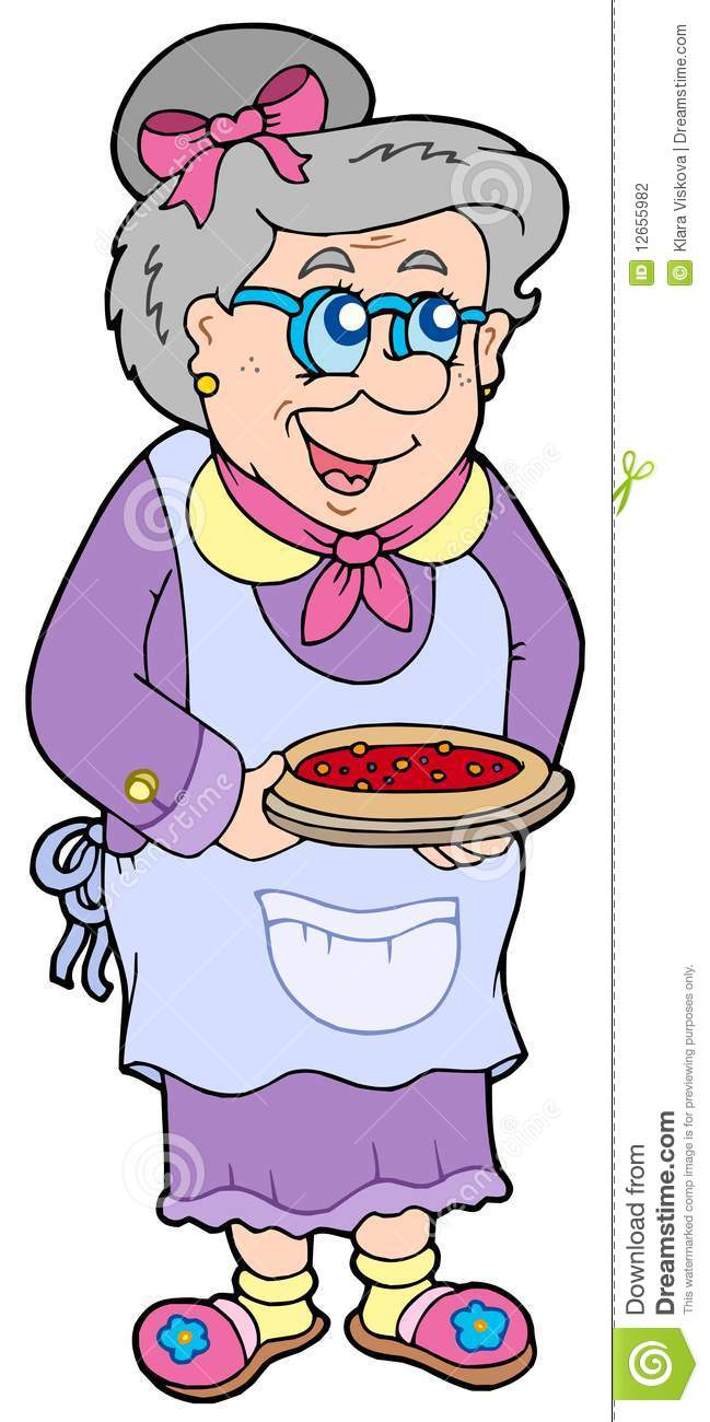 Granny S Cookies Design