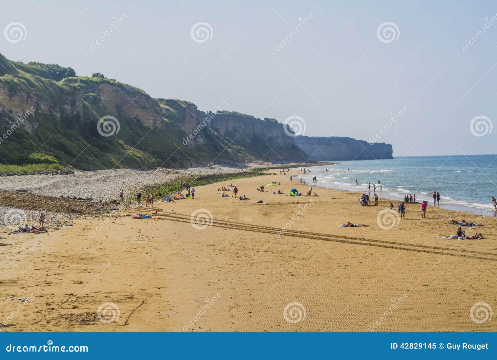 Omaha plaża