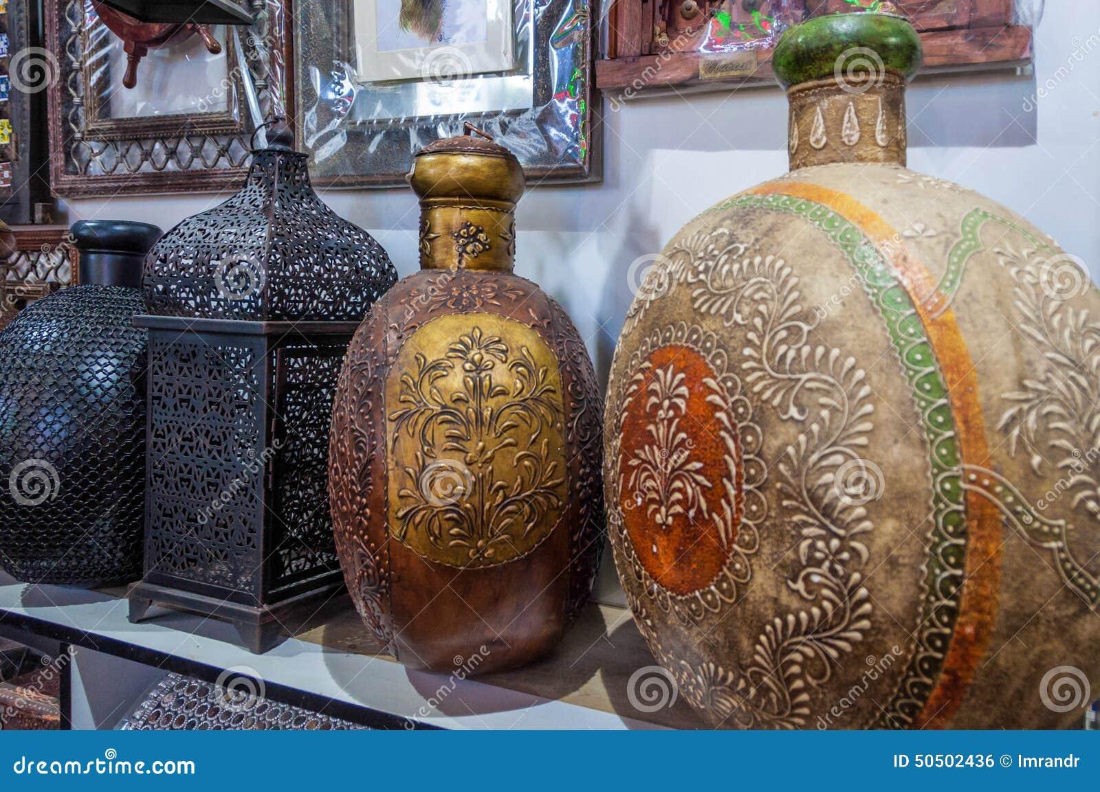 Omani Handicrafts Stock Photo Image Of Tourism Oman 50502436