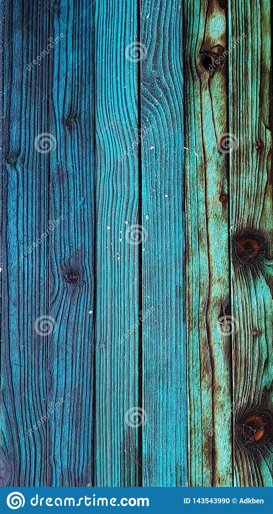 Ombre bleu