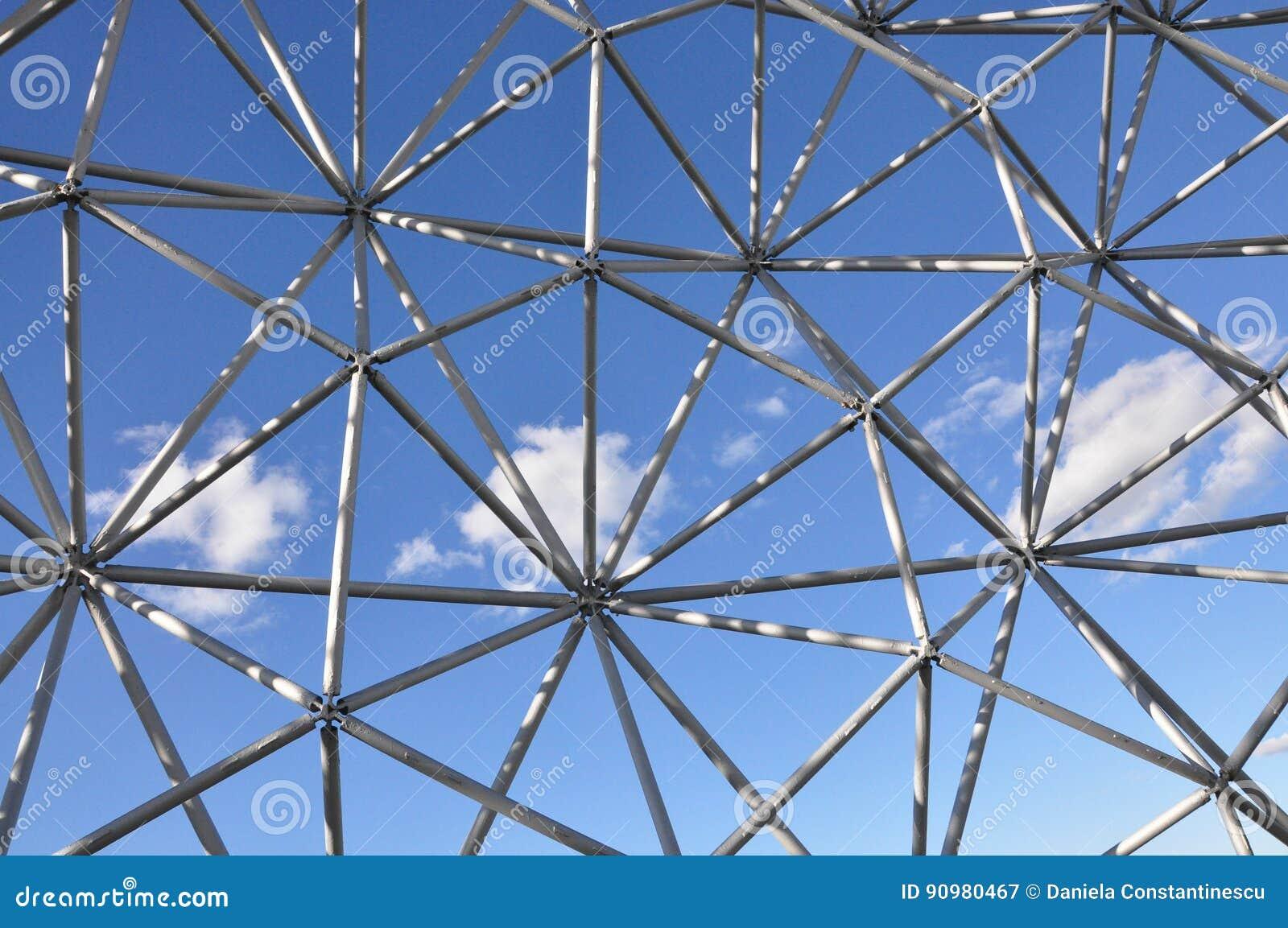Ombre, lumière et modèles à la biosphère à Montréal