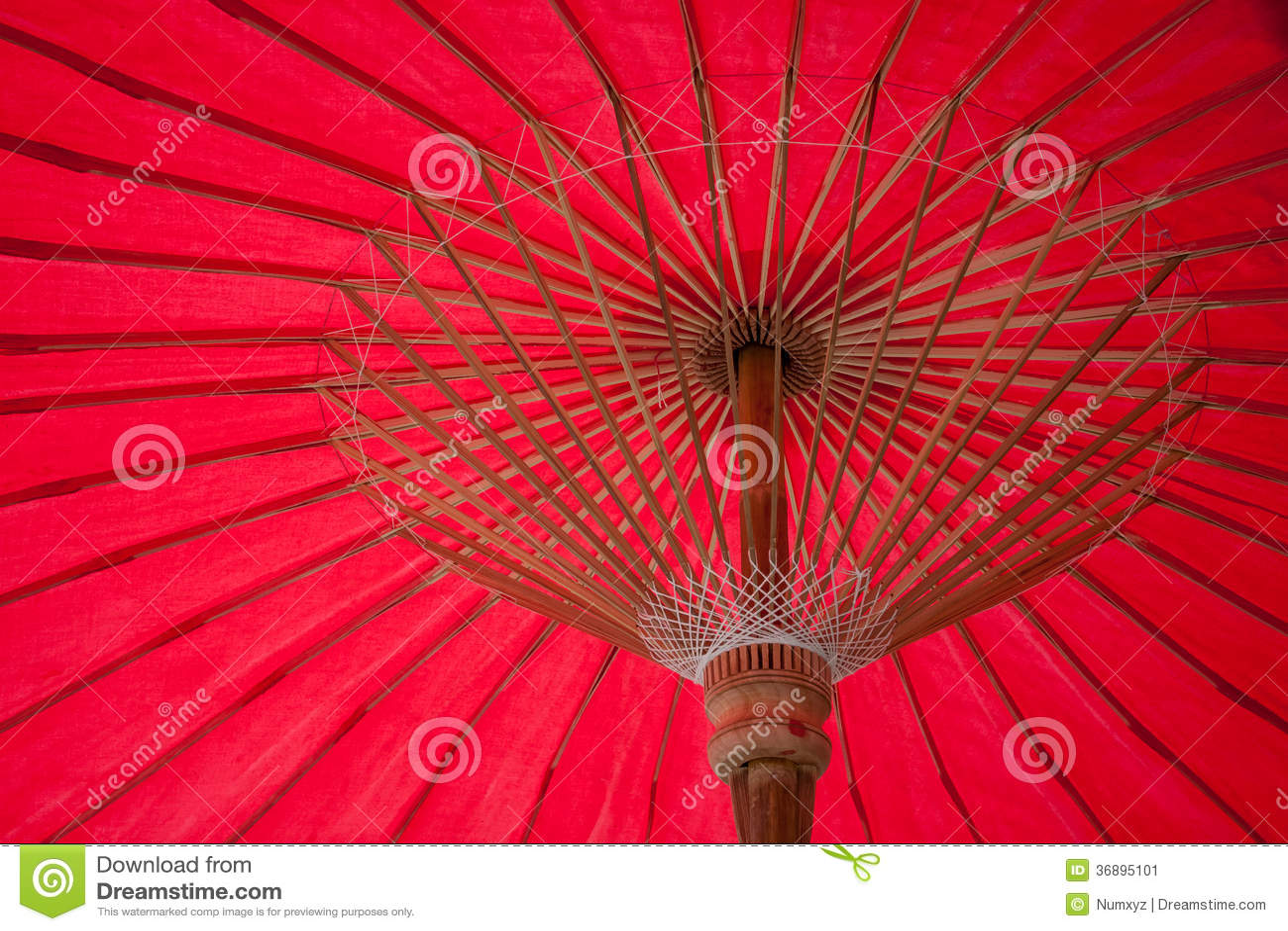 Download Ombrello Fatto Di Carta/di Tessuto. Arti Immagine Stock - Immagine di spazzole, coltura: 36895101