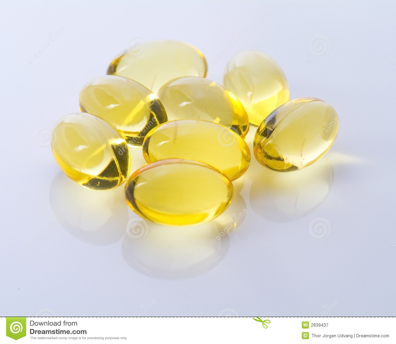 Image Gallery Omega 3 Capsules