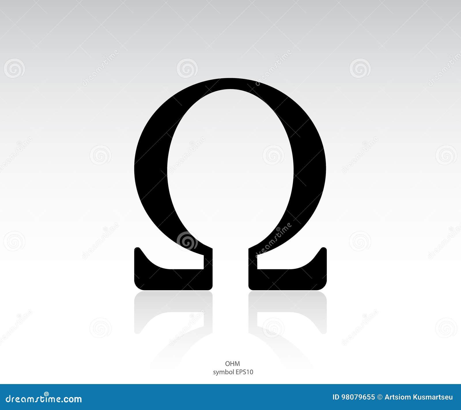 Omega-Ikone