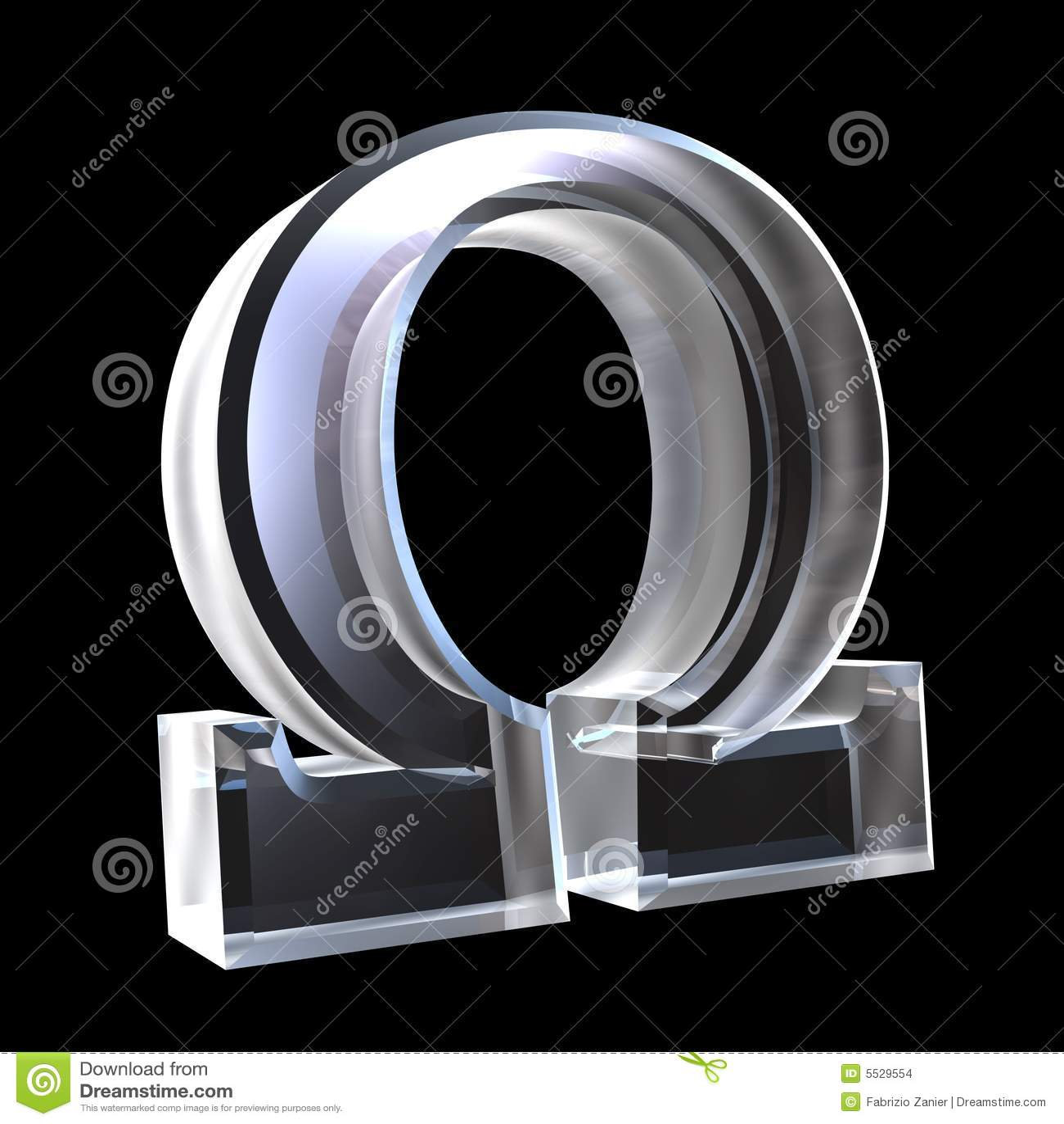 Gamma symbol in glass 3d stock illustration illustration of omega symbol in glass 3d stock images biocorpaavc Gallery