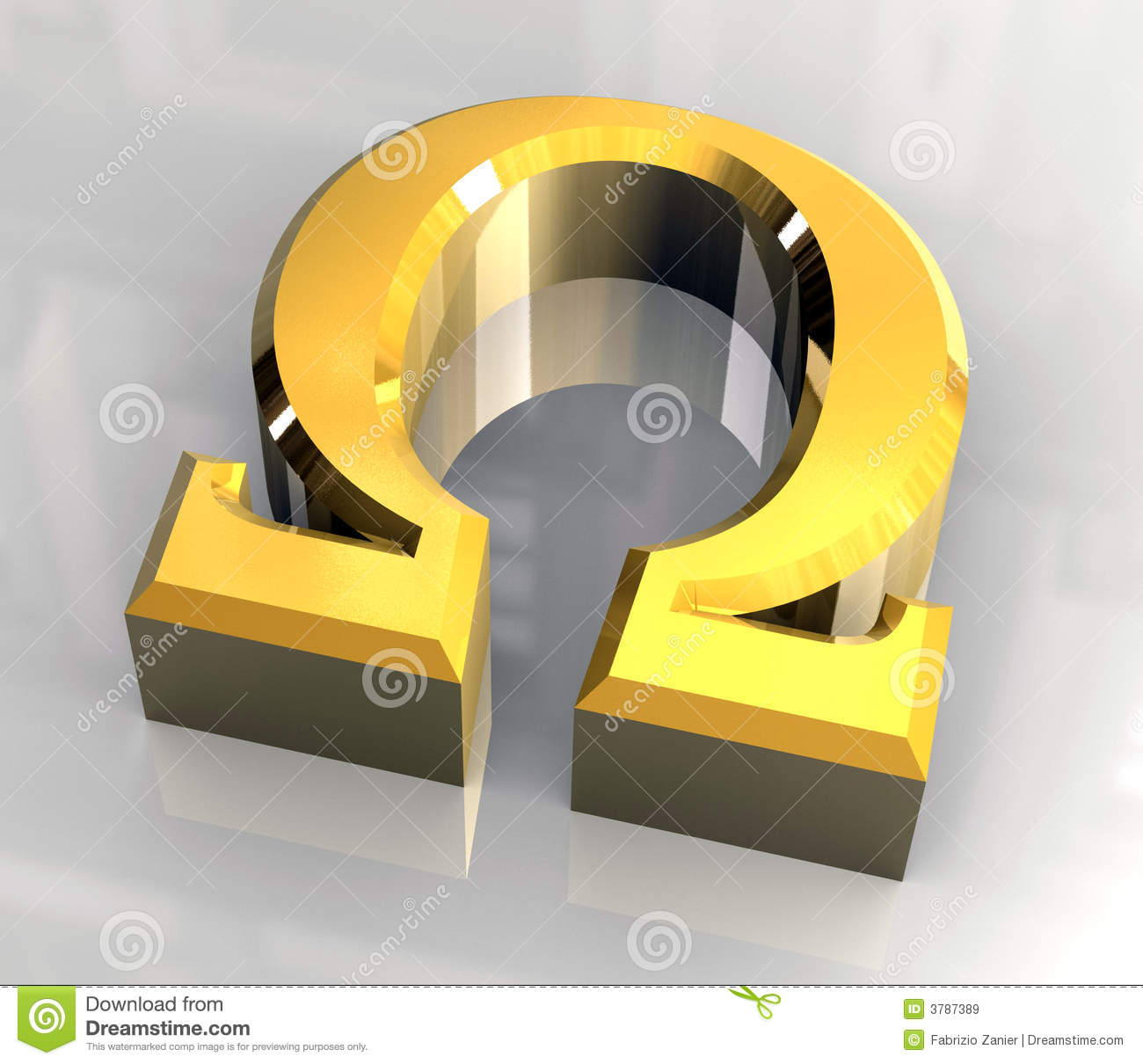 Alpha symbol in gold 3d stock illustration illustration of omega symbol in gold 3d royalty free stock images biocorpaavc Gallery