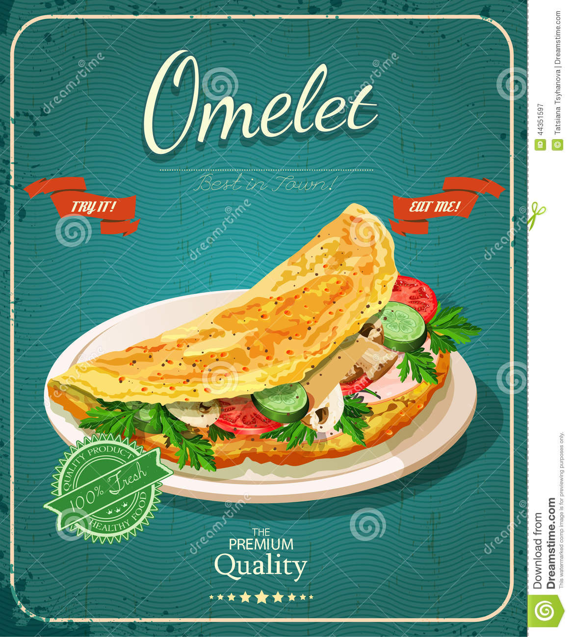 how to make an omelette with milk