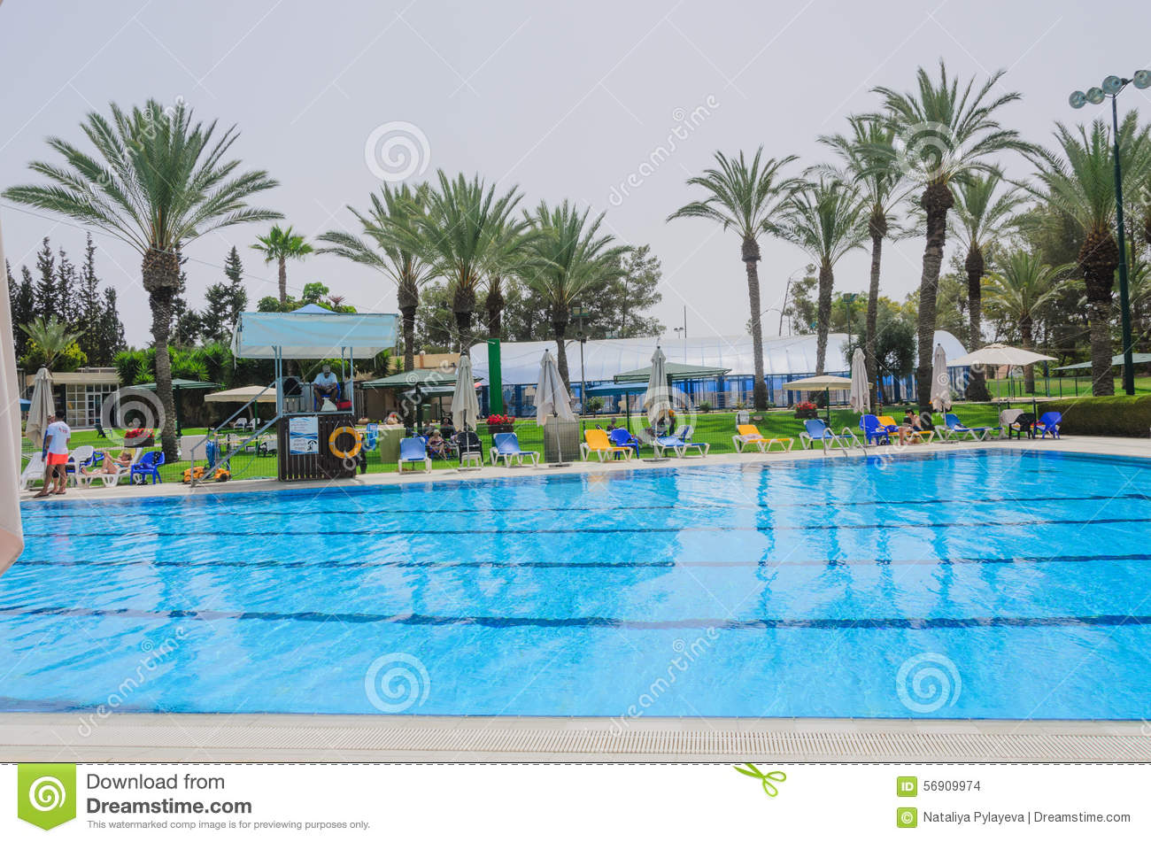 Family summer vacation near swimming pool royalty free - Find me a swimming pool ...