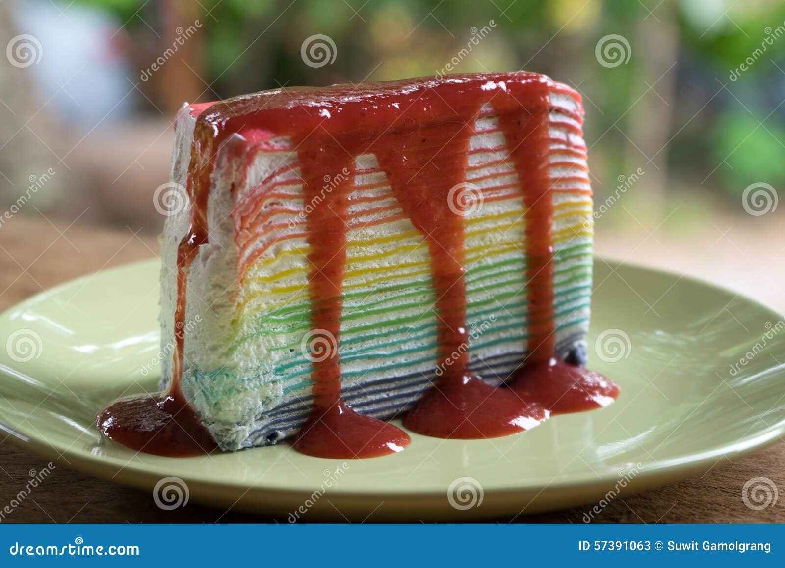 Omfloers Cake  s Thaise cake