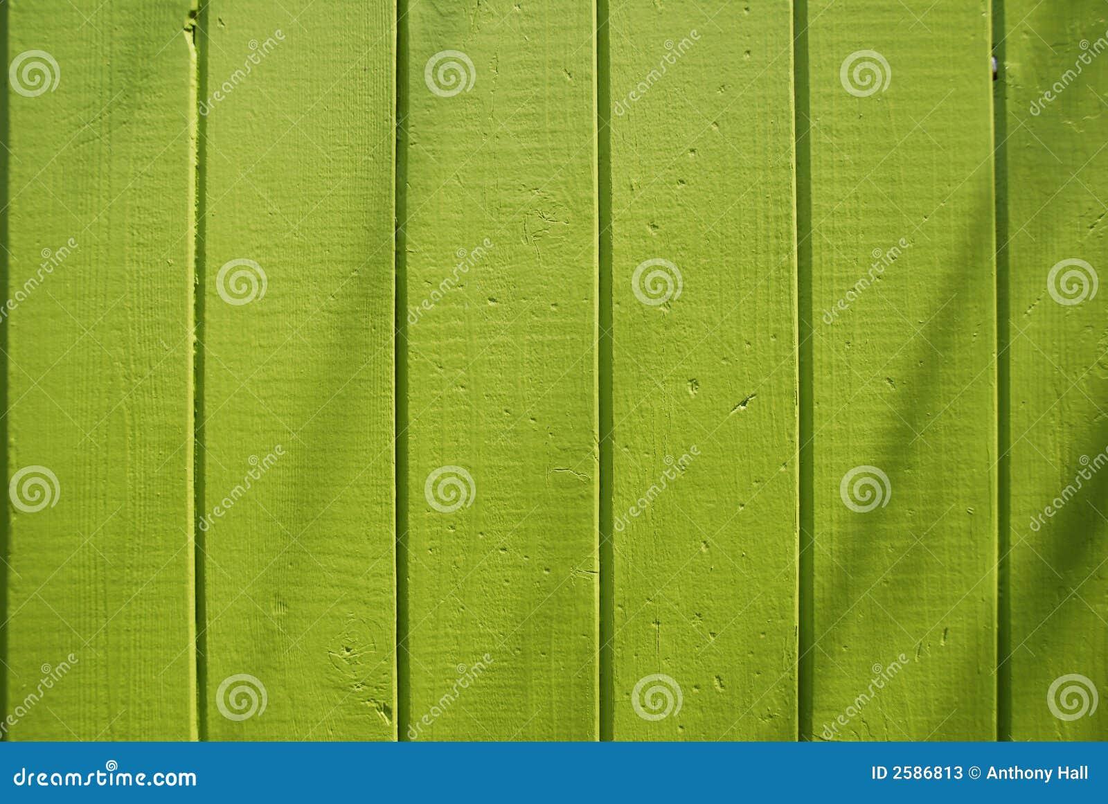 Omheining van de Plank van de kalk de Groene