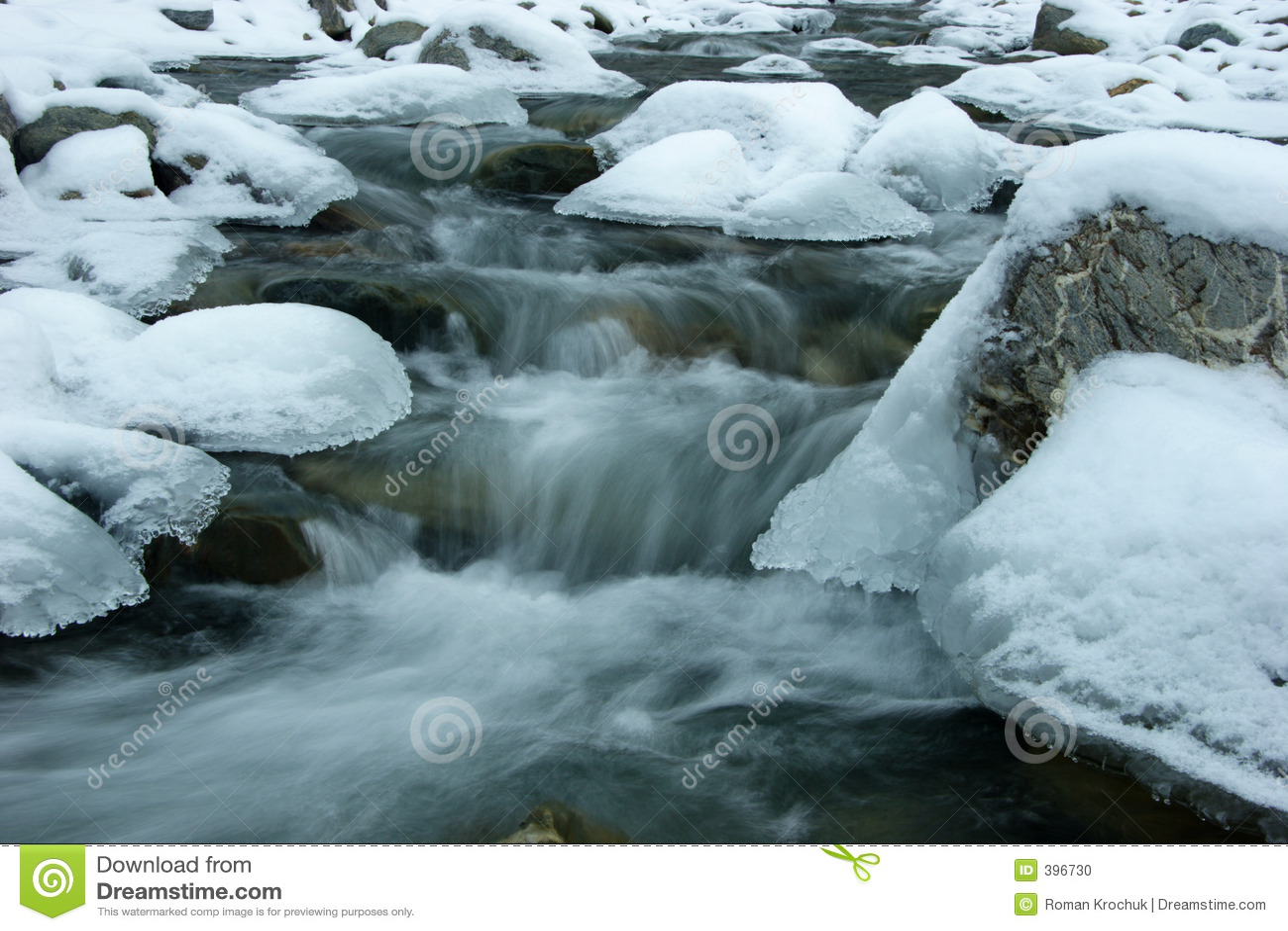 ζωντανό καλυμμένο χιόνι πάγ&omicr
