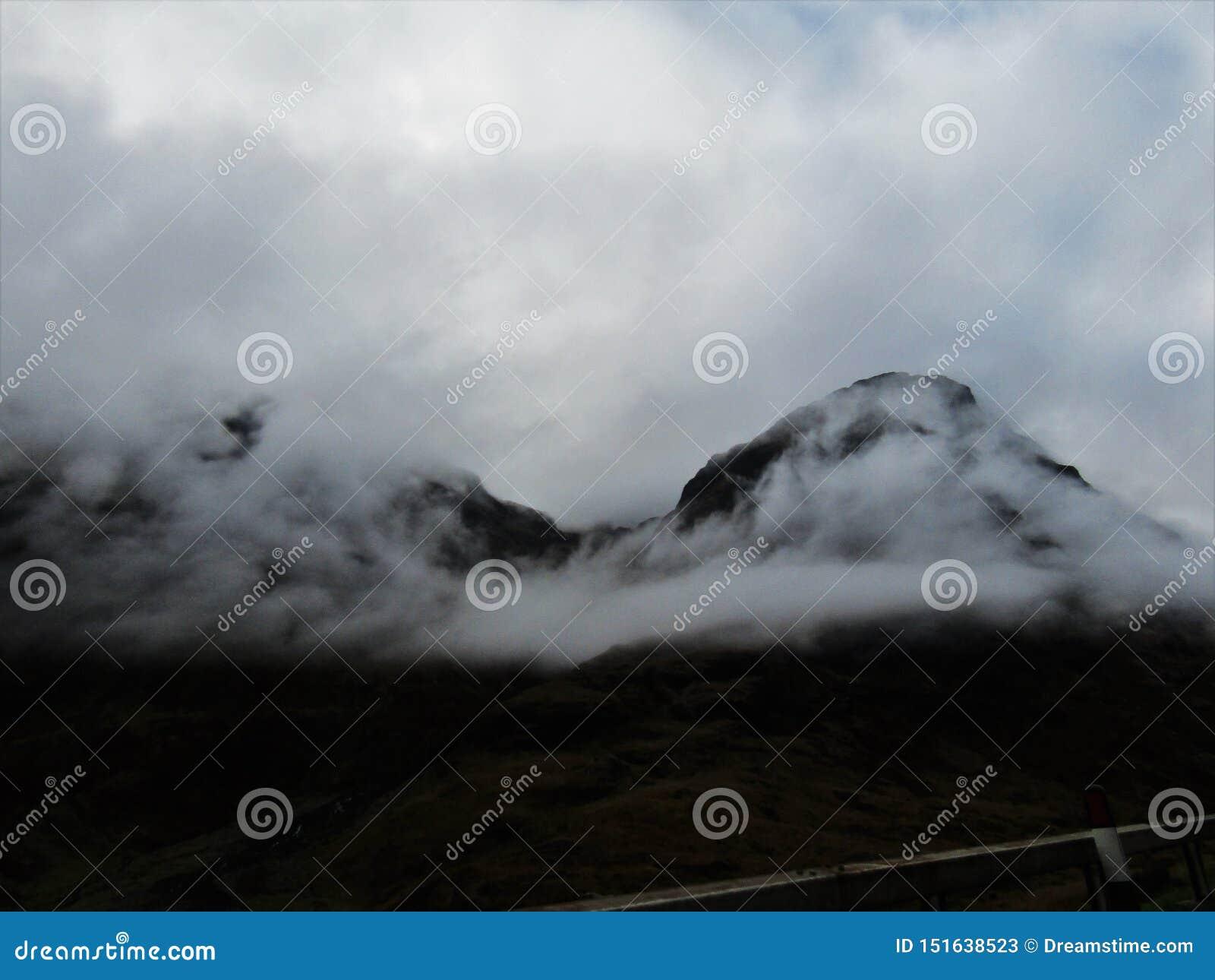 Ominous Mountains