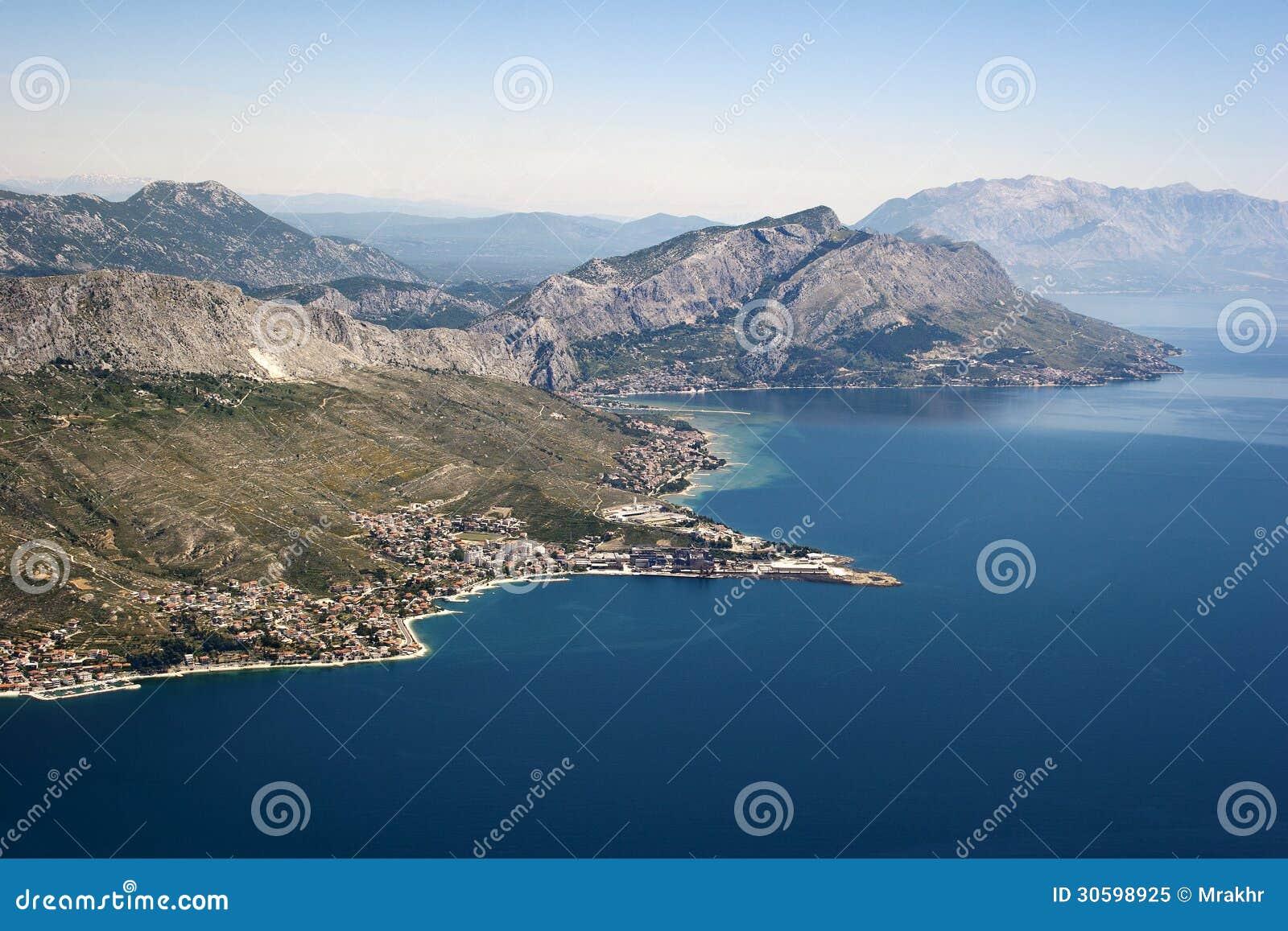 Omis riviera, Хорватия