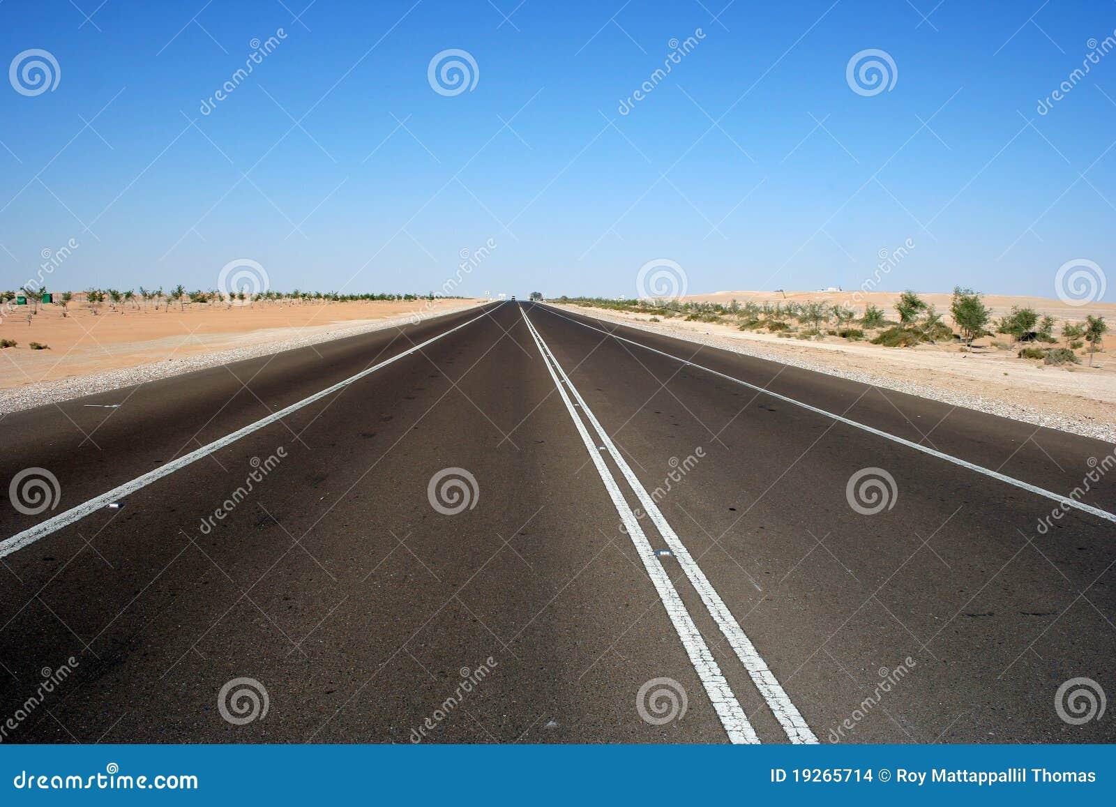 Omnibus par le désert