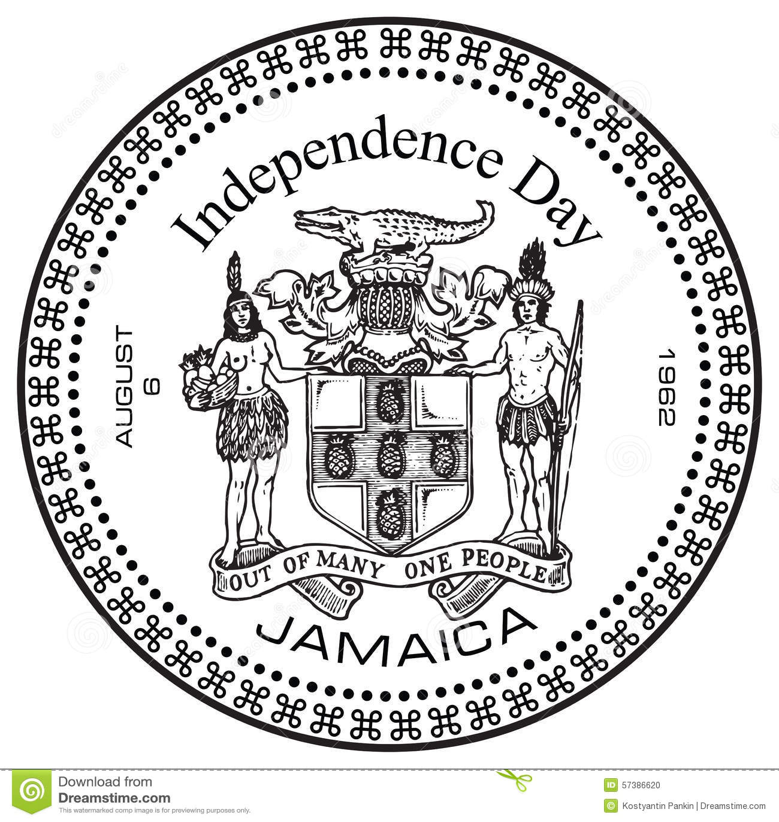 Onafhankelijkheid Dag Jamaïca