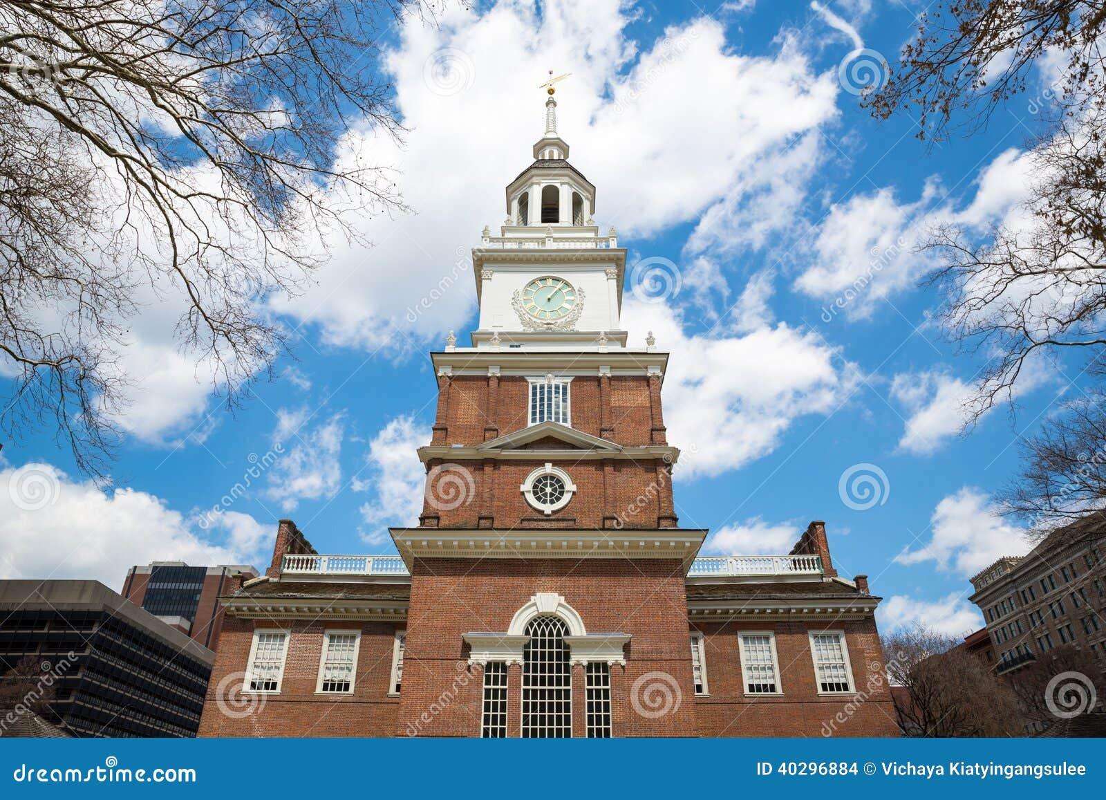 Onafhankelijkheid Hall Philadelphia