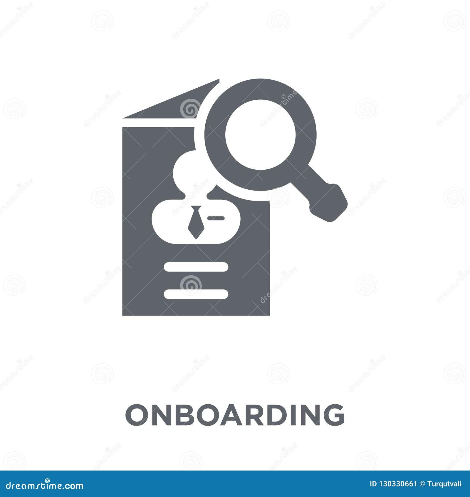 Onboardingspictogram van Tijd managemnet inzameling