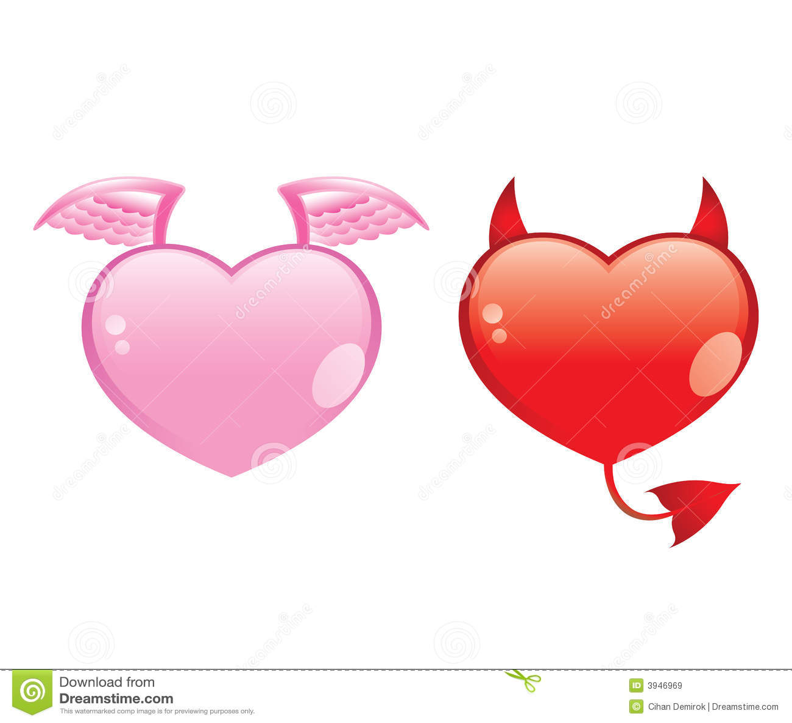 Ond god förälskelse vs