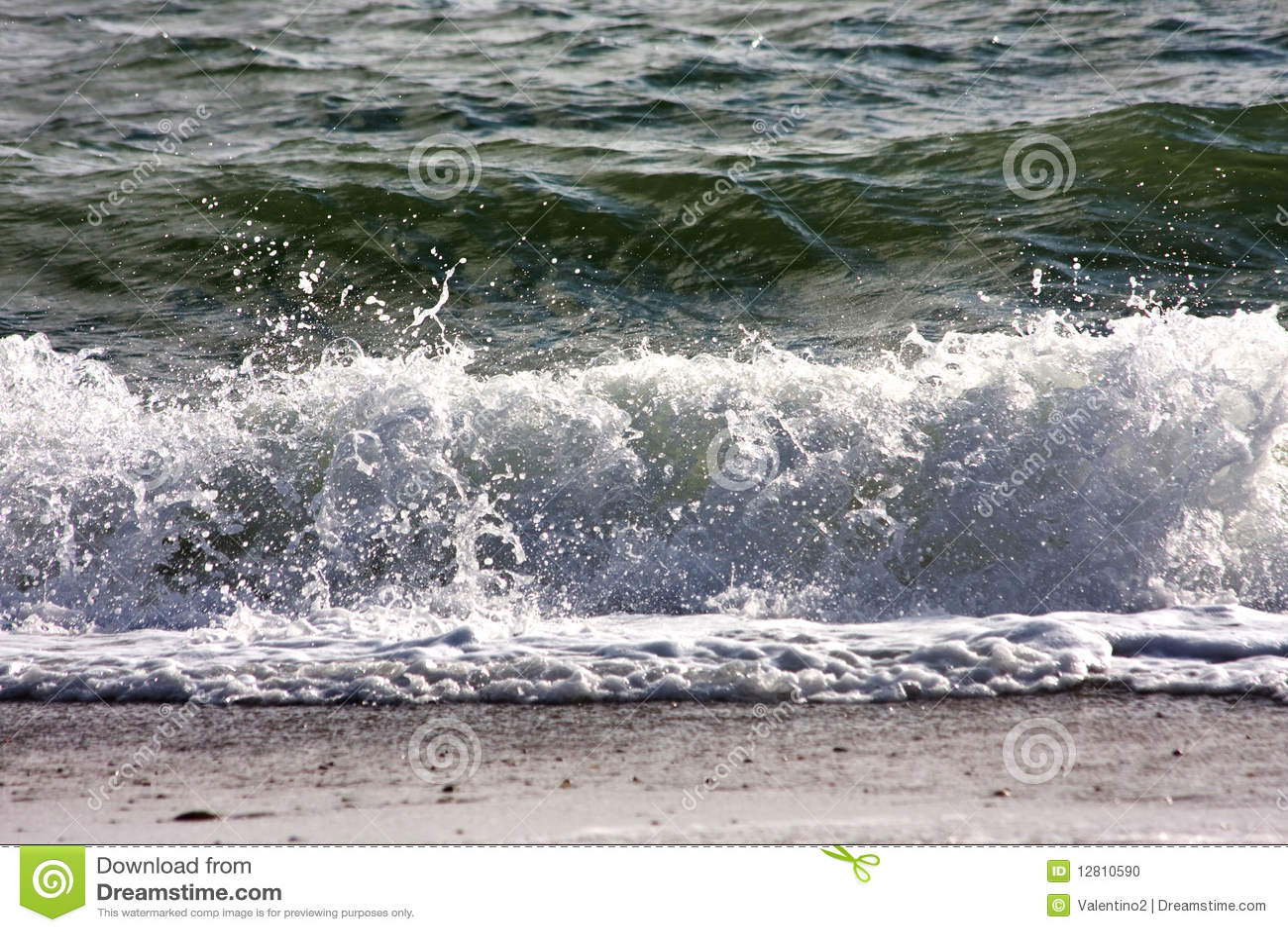 Onda de oceano