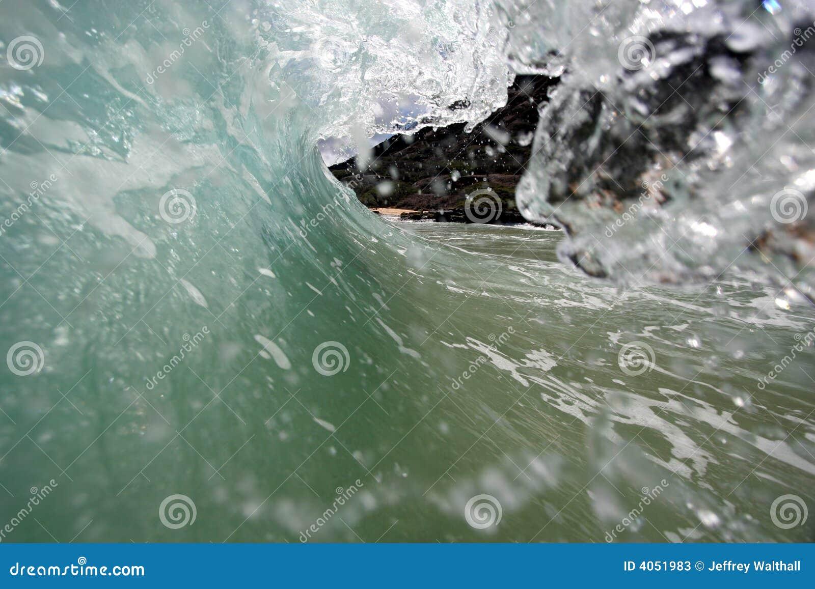 Onda de oceano 3