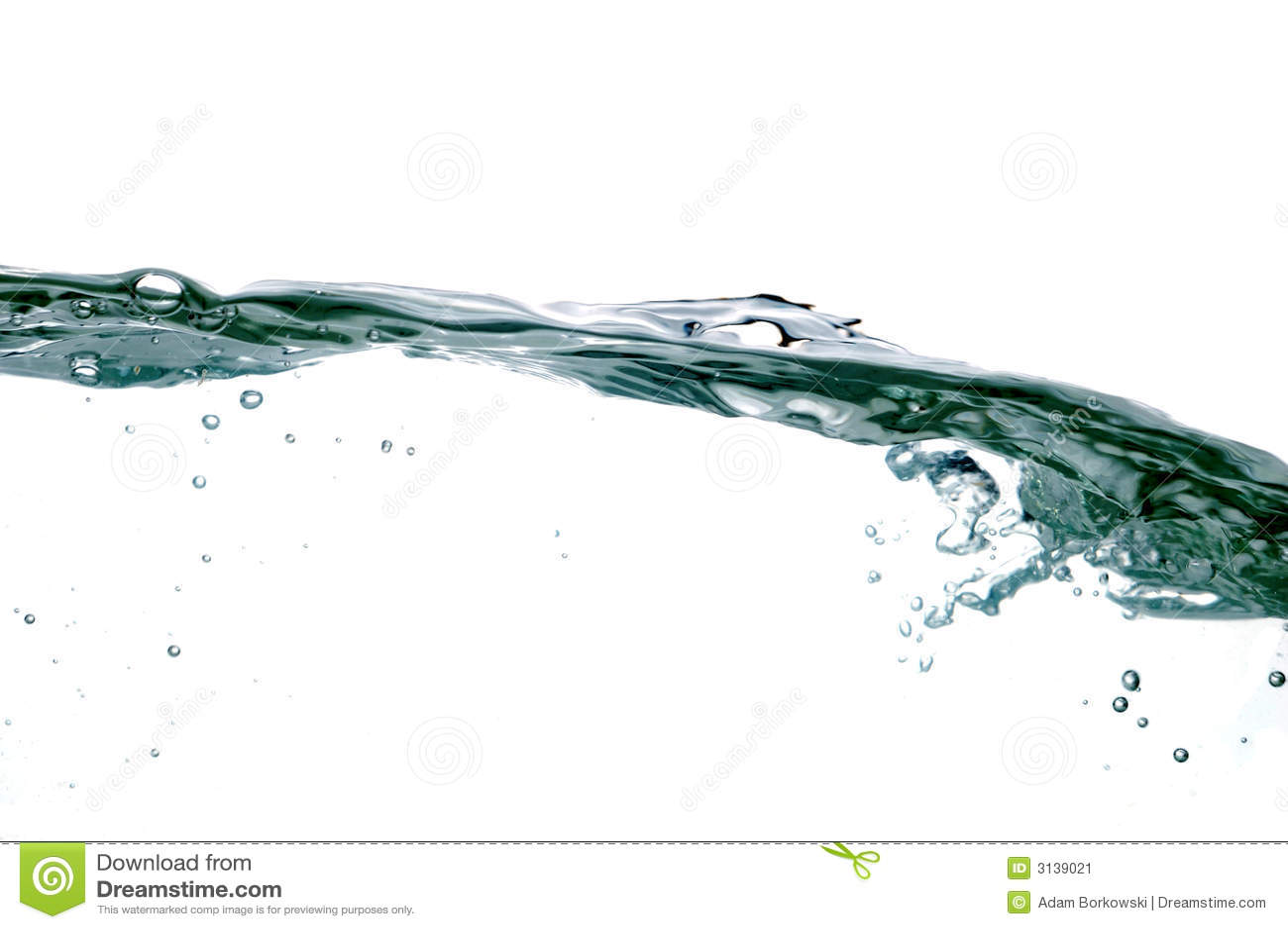 Onda di acqua #26