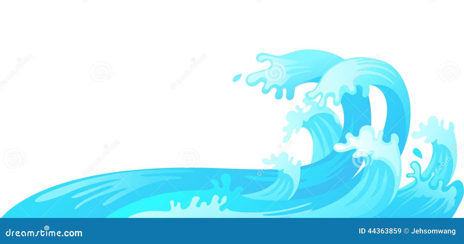 Onda di acqua