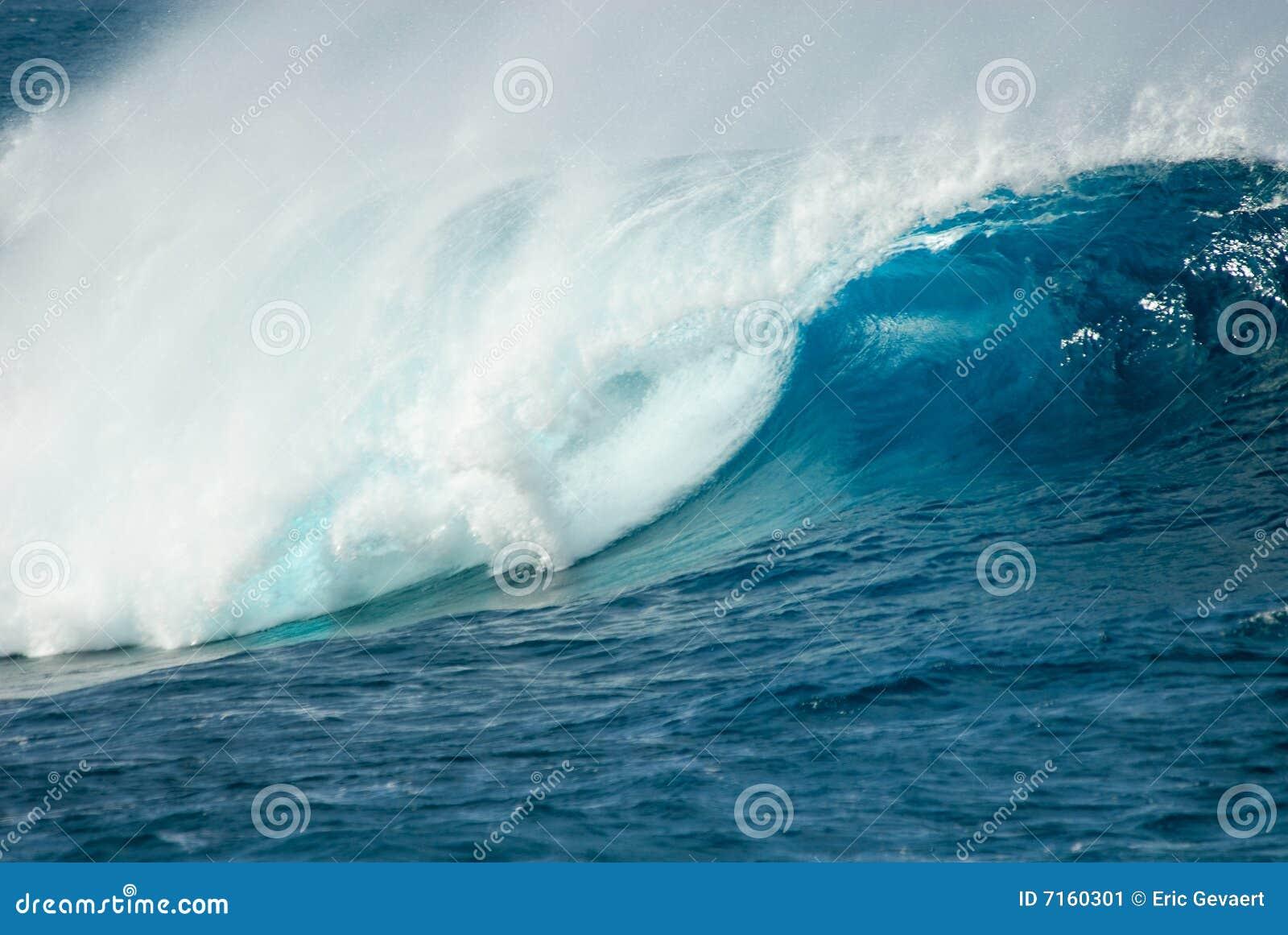 Onda di oceano