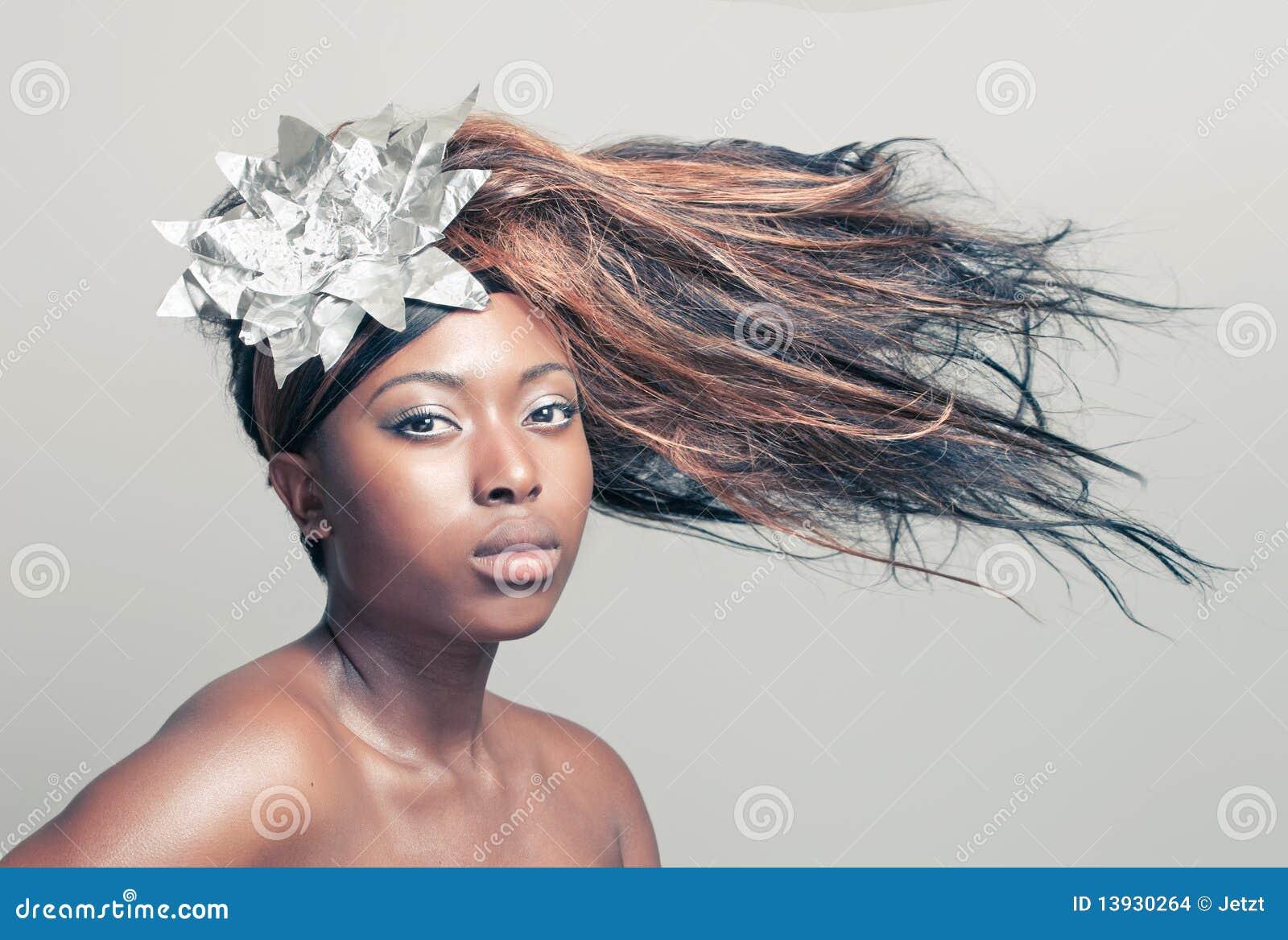 Ondas do cabelo