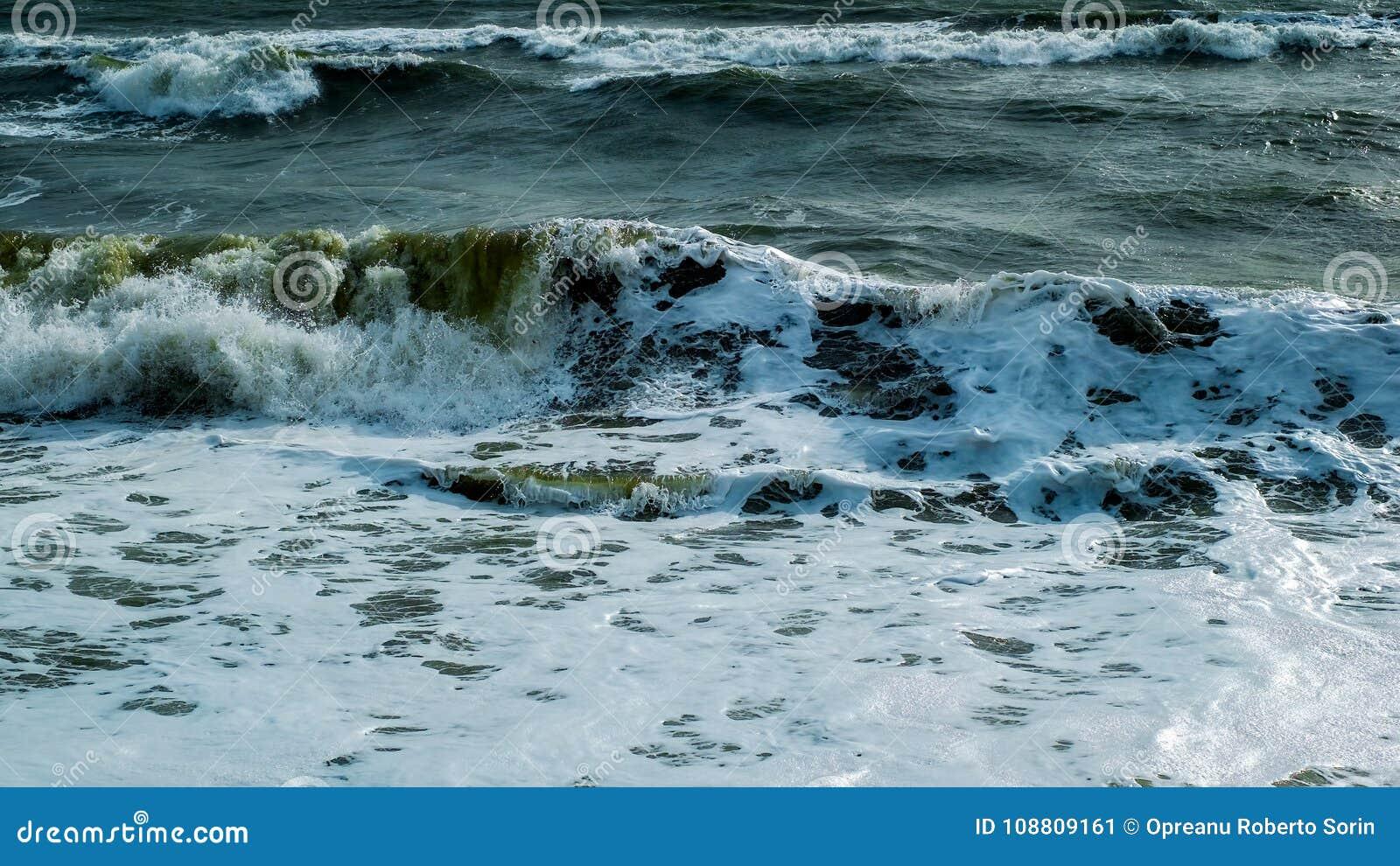 Ondas no oceano