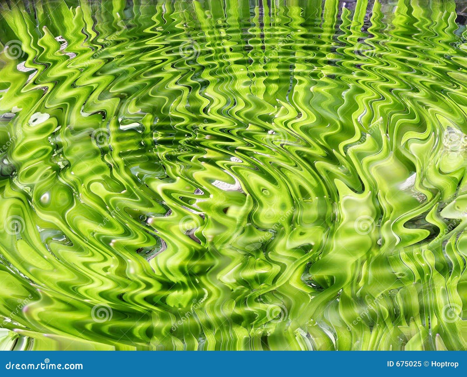 Ondas verdes