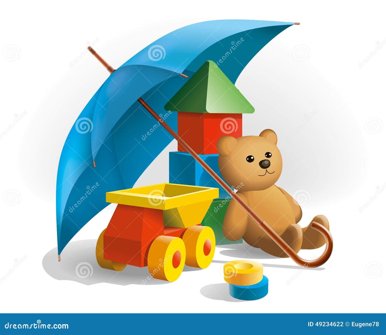 Onder paraplu