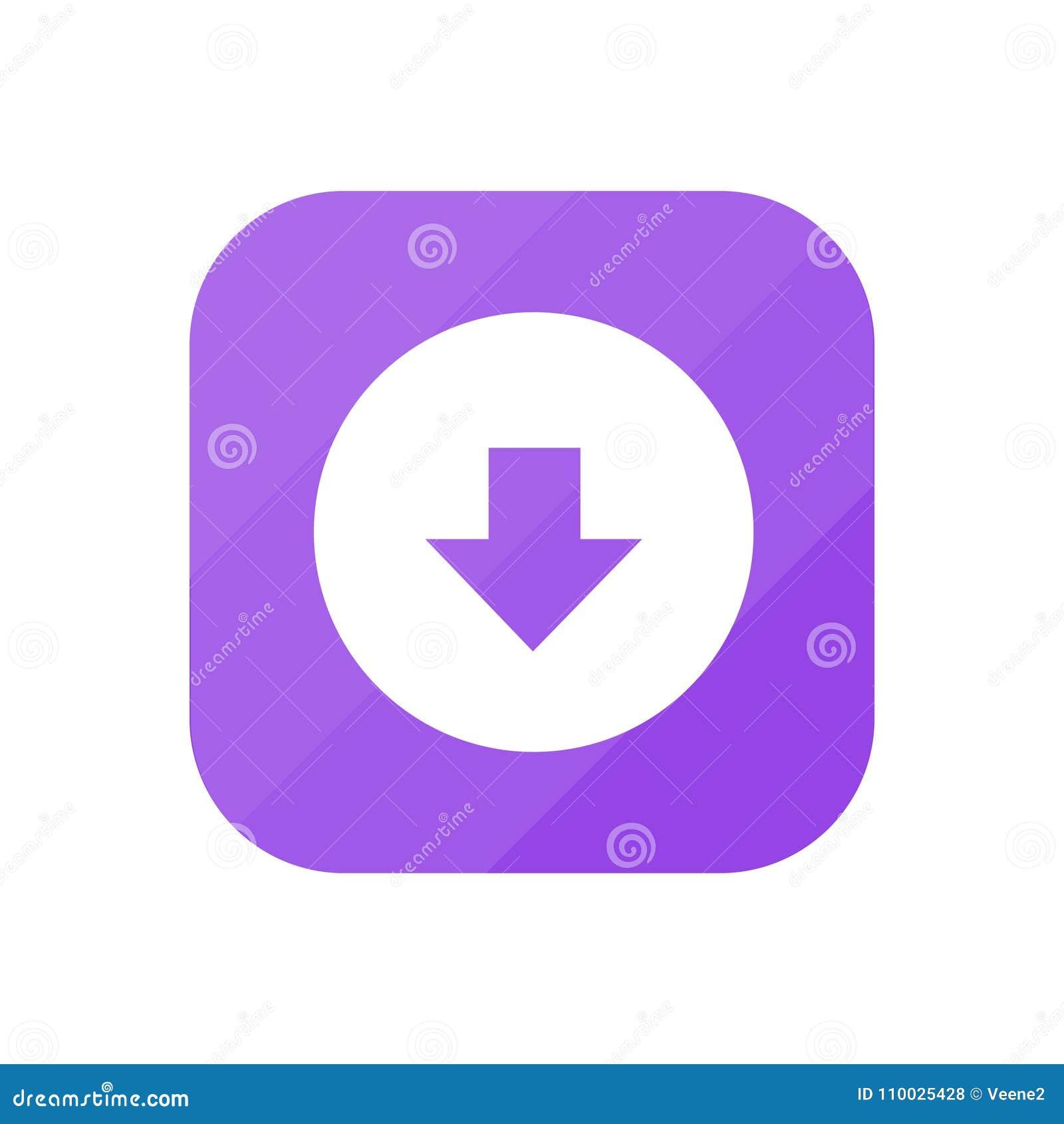 Onderaan - App Pictogram