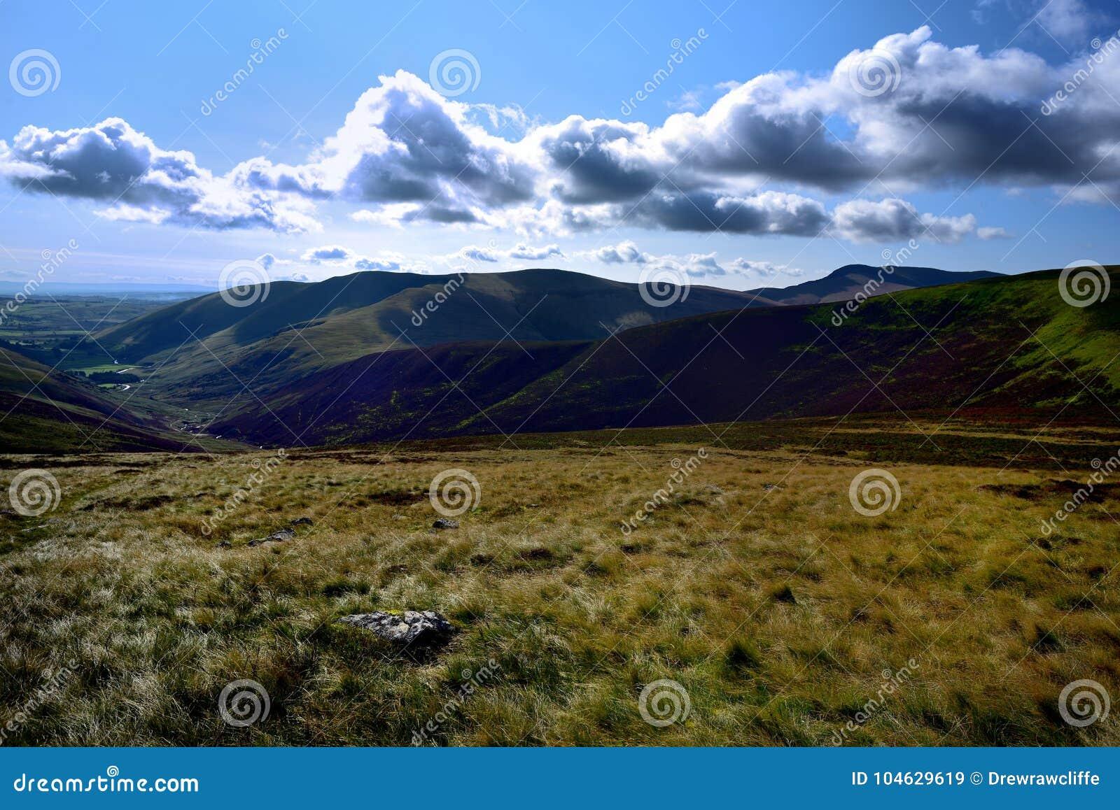 Download Onderaan Grainsgill Beck Aan Mosedale Stock Afbeelding - Afbeelding bestaande uit viel, daling: 104629619
