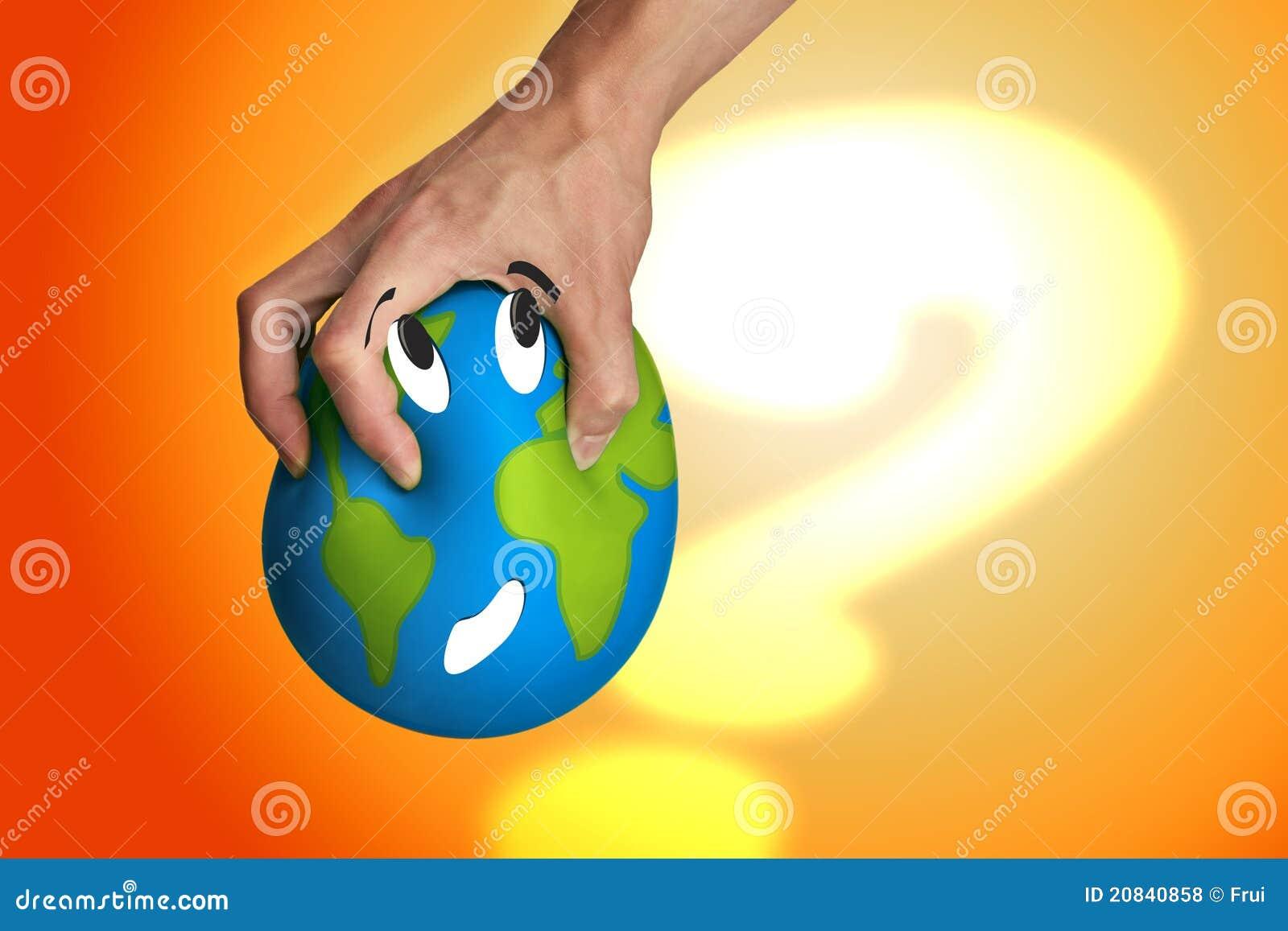 Onderdruk de wereld