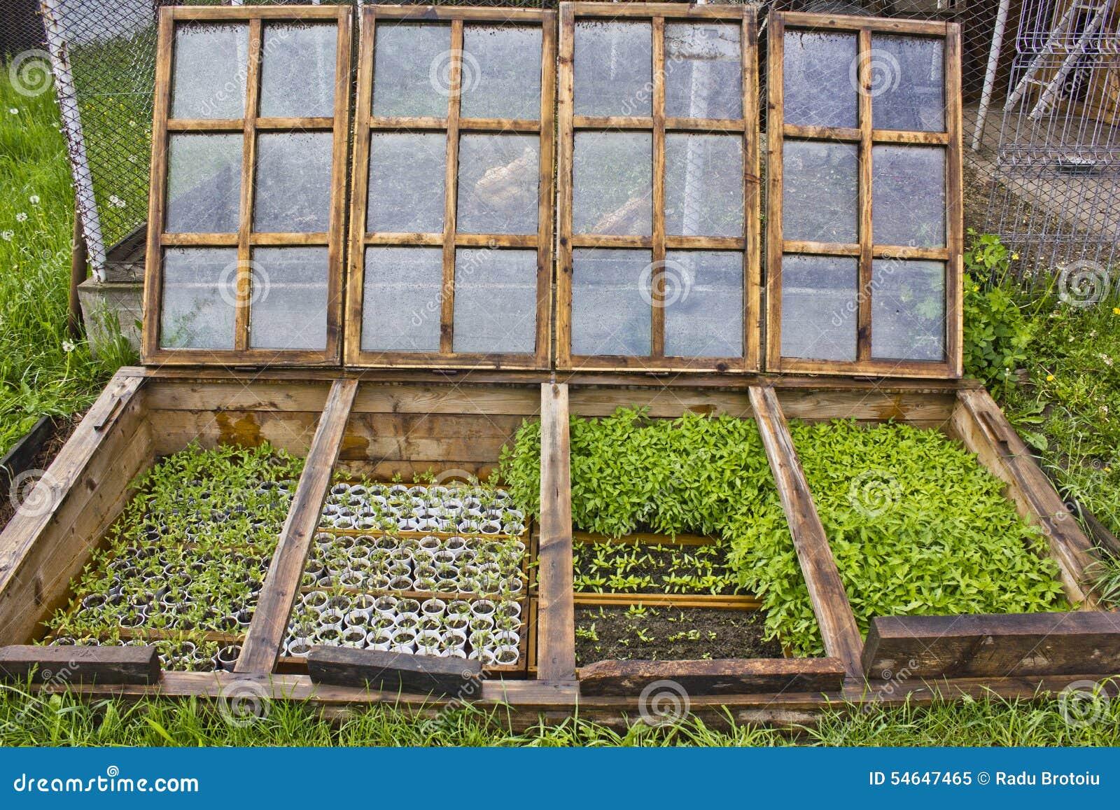 Ondergronds groen huis
