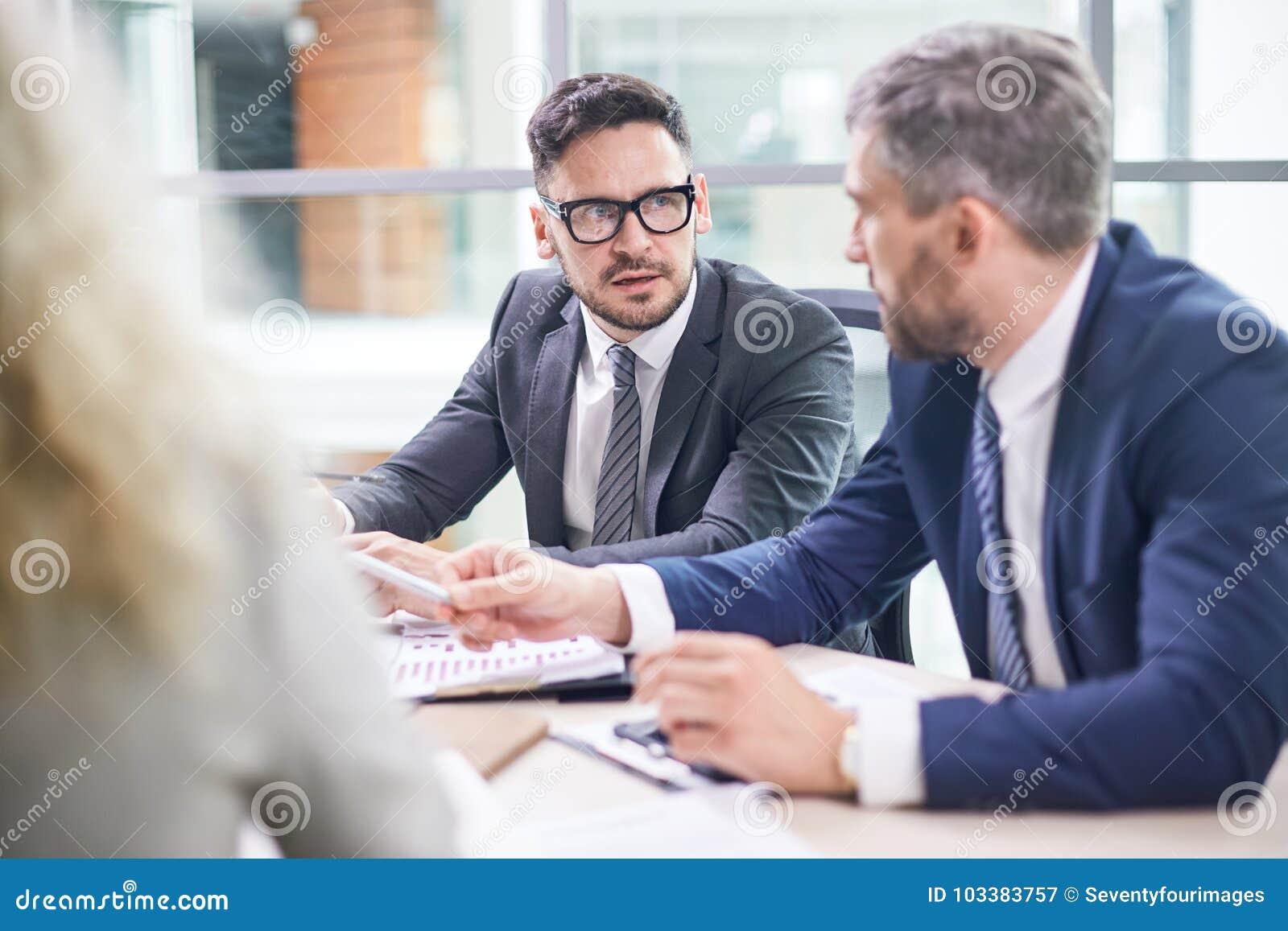 Onderhandelingen van Gebaarde Partners