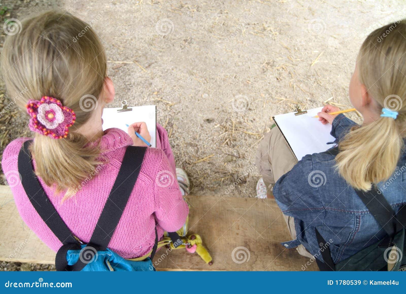 Onderwijs: ourdoor klasse