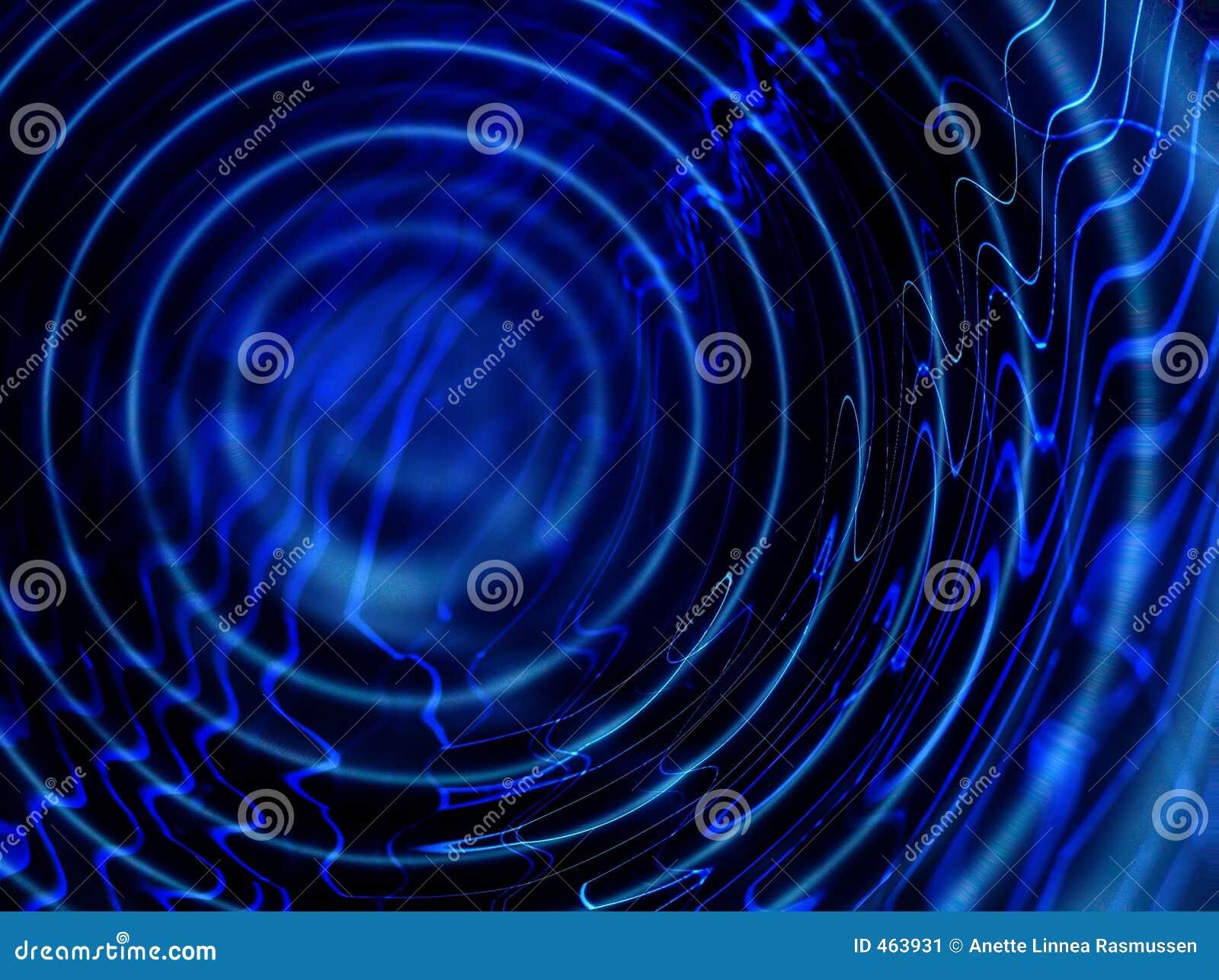 Ondinhas azuis